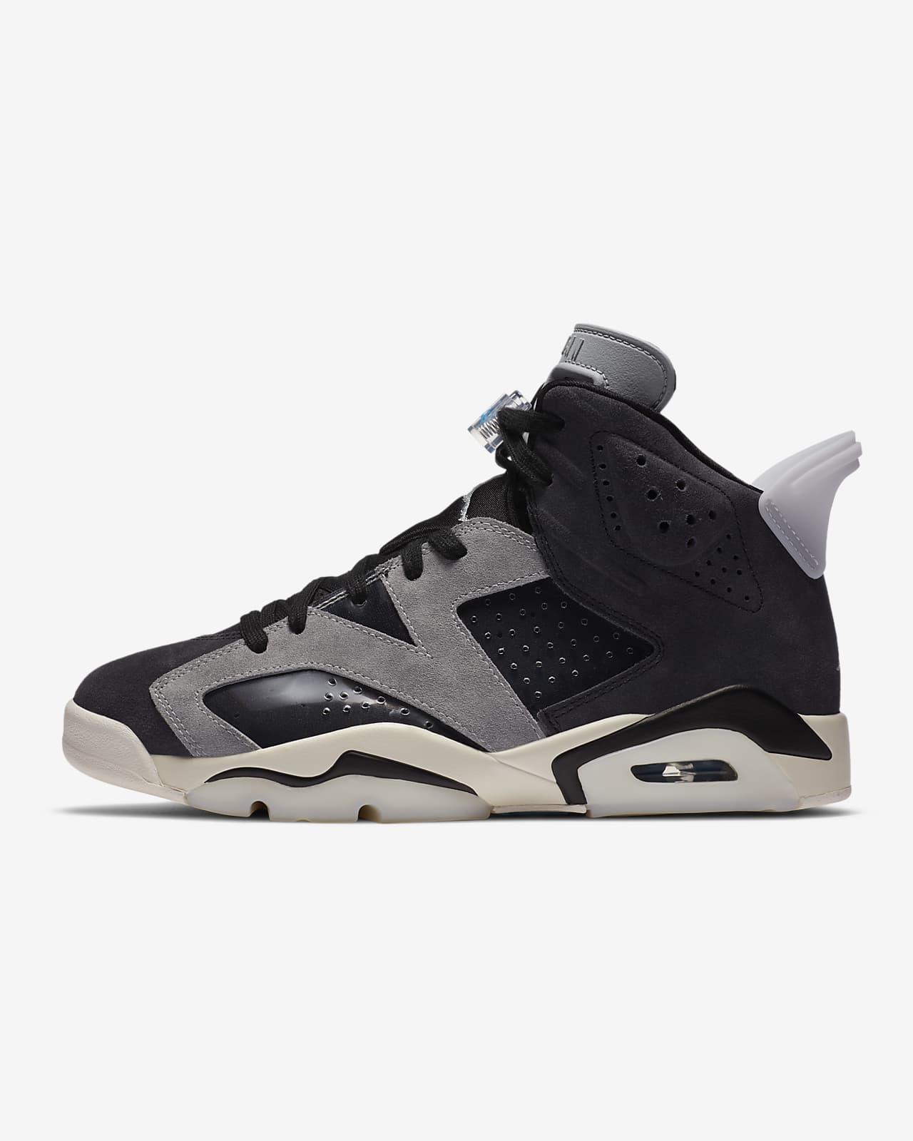 Air Jordan 6 Retro 复刻女子运动鞋