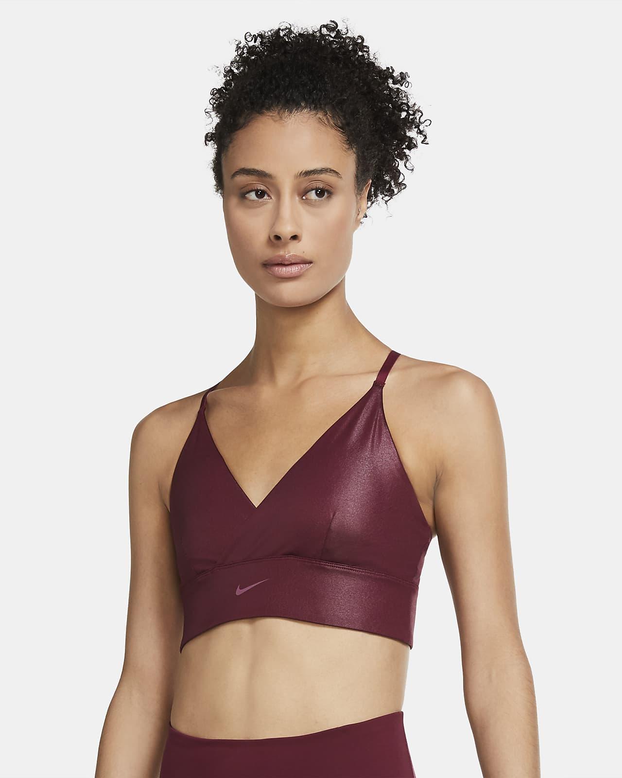 Nike Indy Women's Light-Support Shine Sports Bra