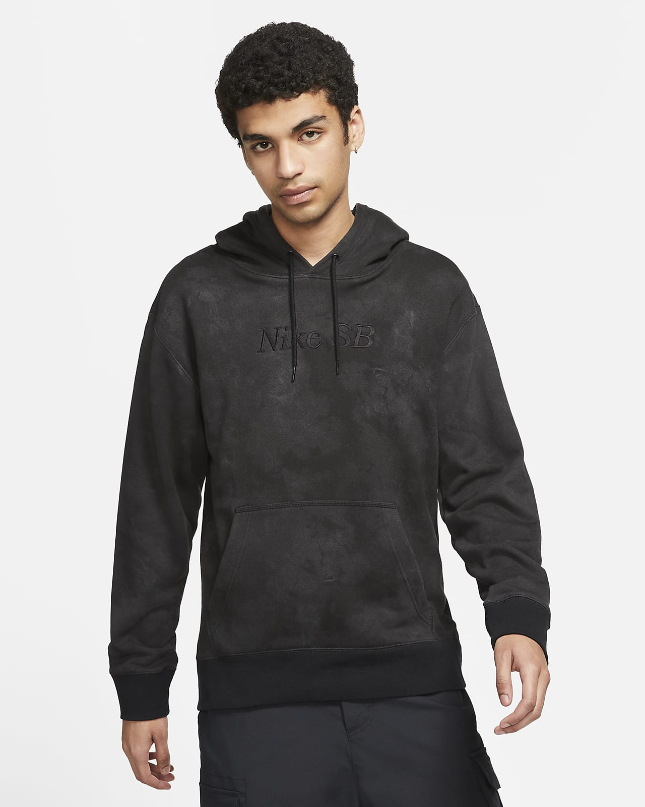 Μπλούζα με κουκούλα για skateboarding Nike SB