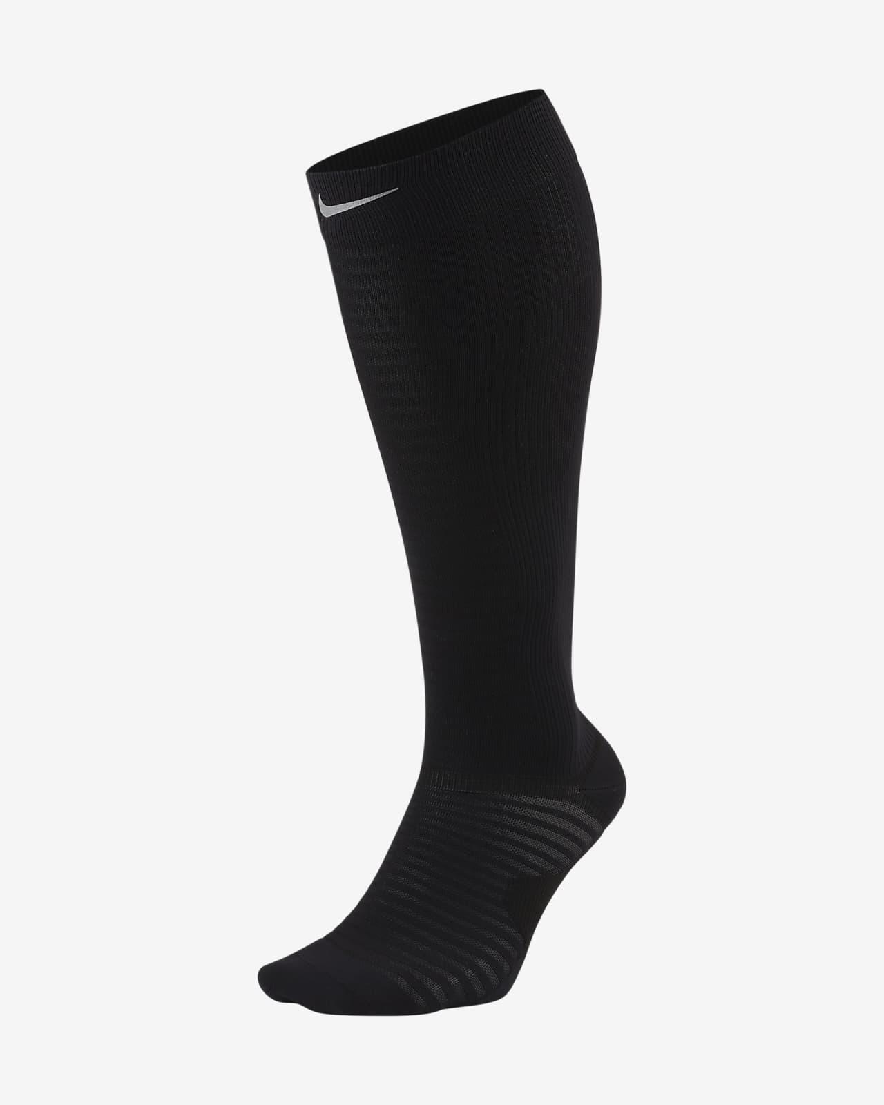 Nike Spark Lightweight Hardloopsokken tot over de kuit met compressiepasvorm