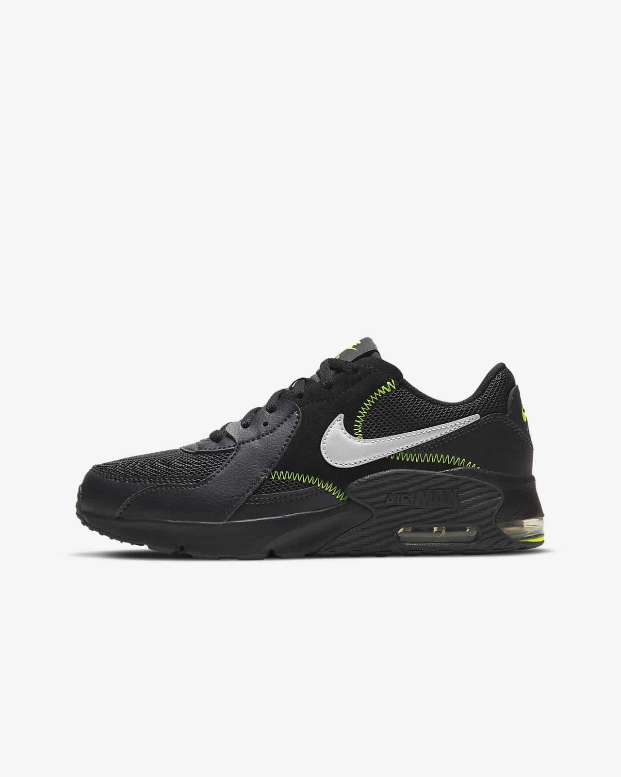 Calzado para niños talla grande Nike Air Max Excee