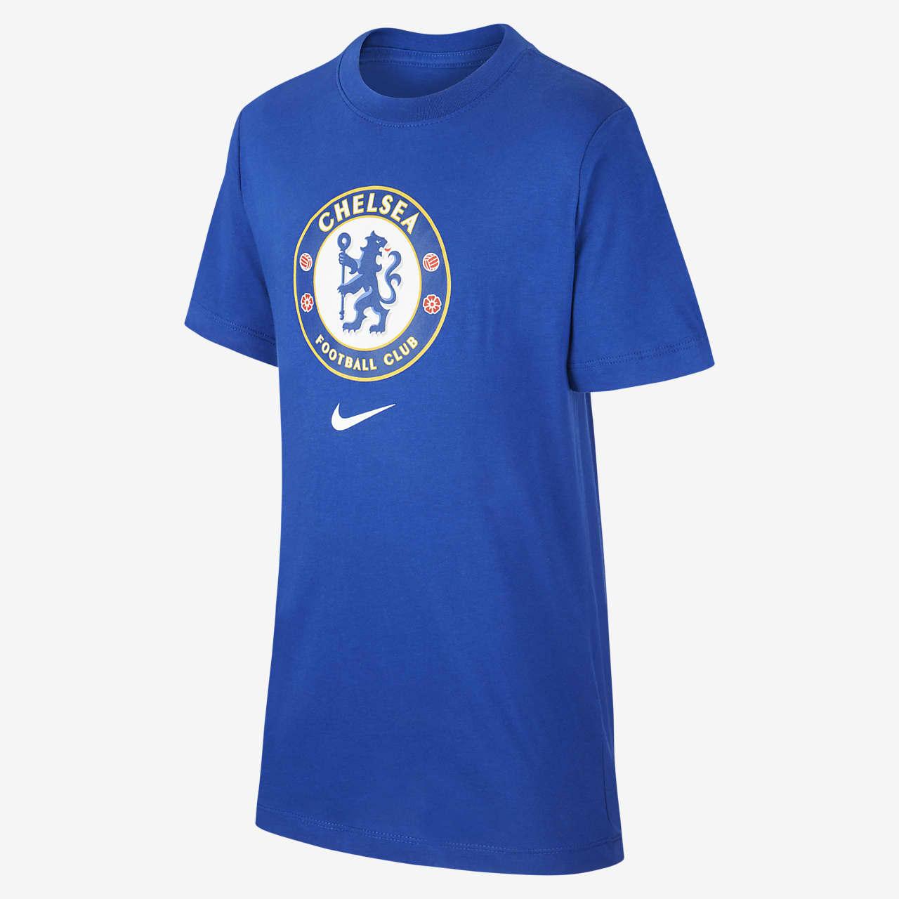 Chelsea Fc Older Kids T Shirt Nike Au