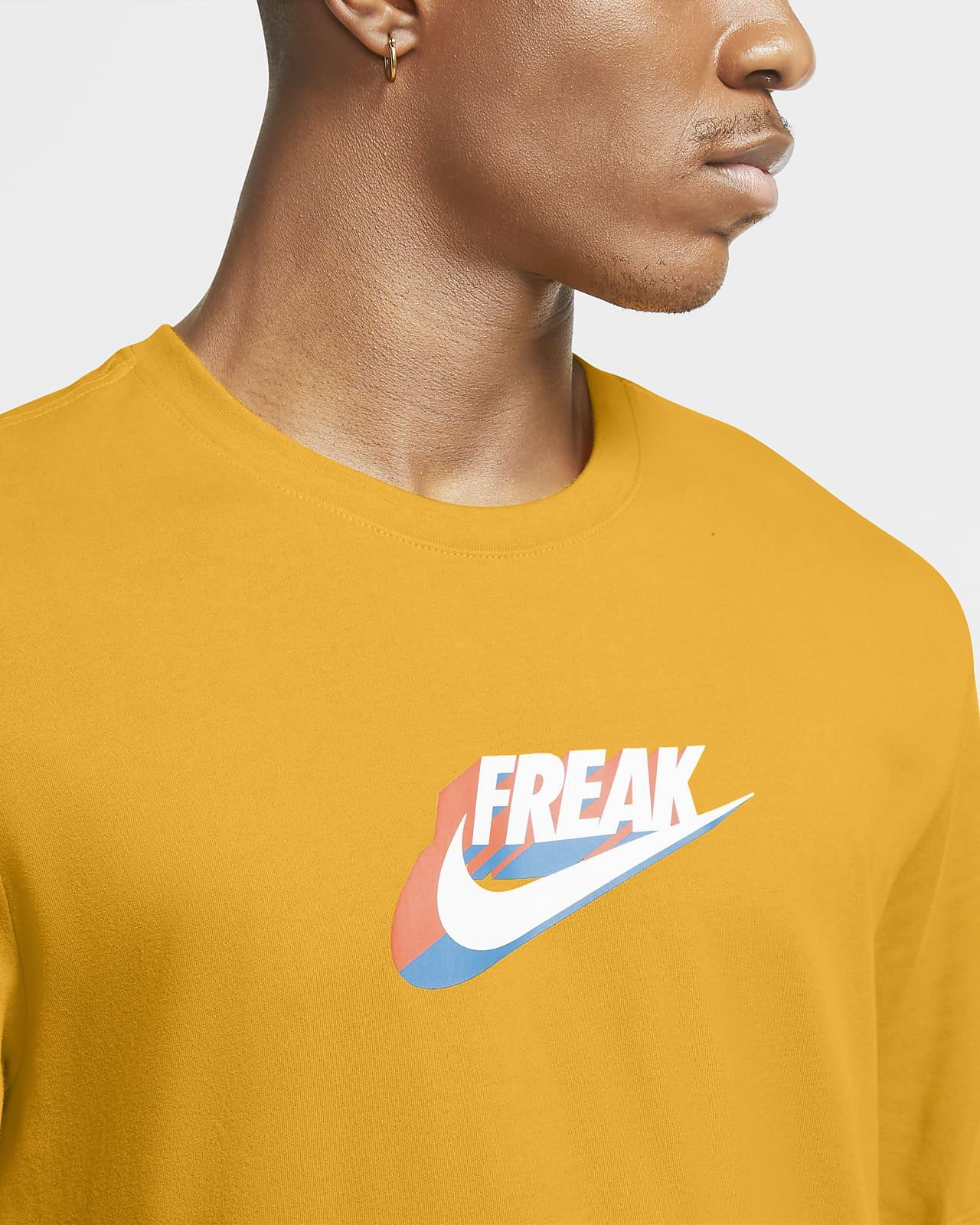 Giannis Swoosh Freak Men's Nike Dri-FIT