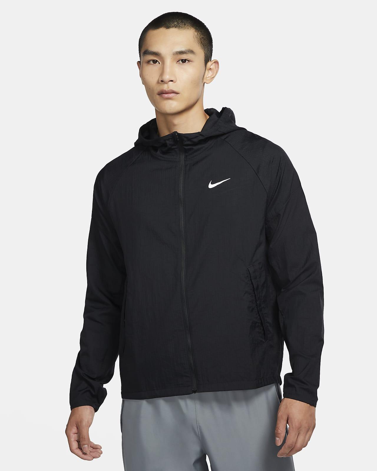 เสื้อแจ็คเก็ตวิ่งผู้ชาย Nike Essential