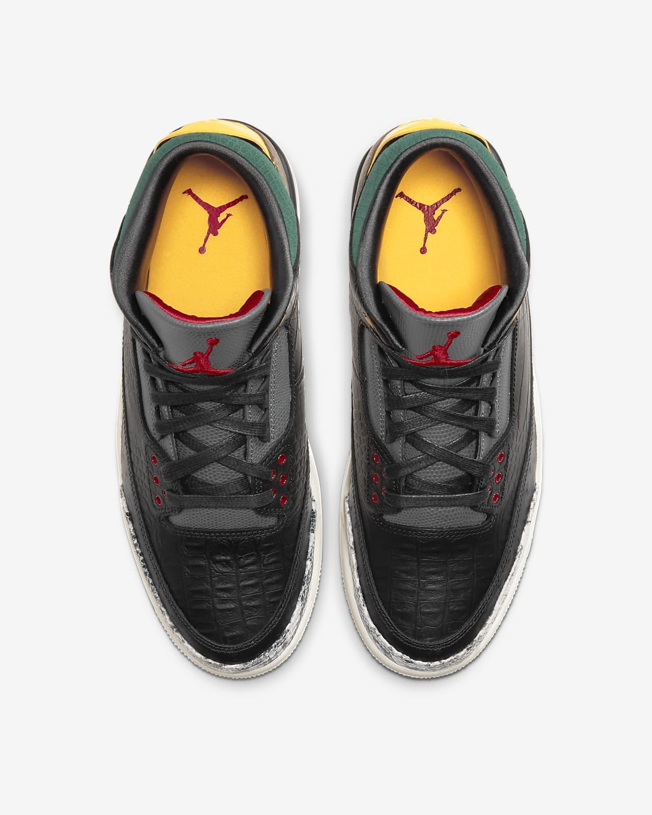 air jordan 3 hombre zapatillas