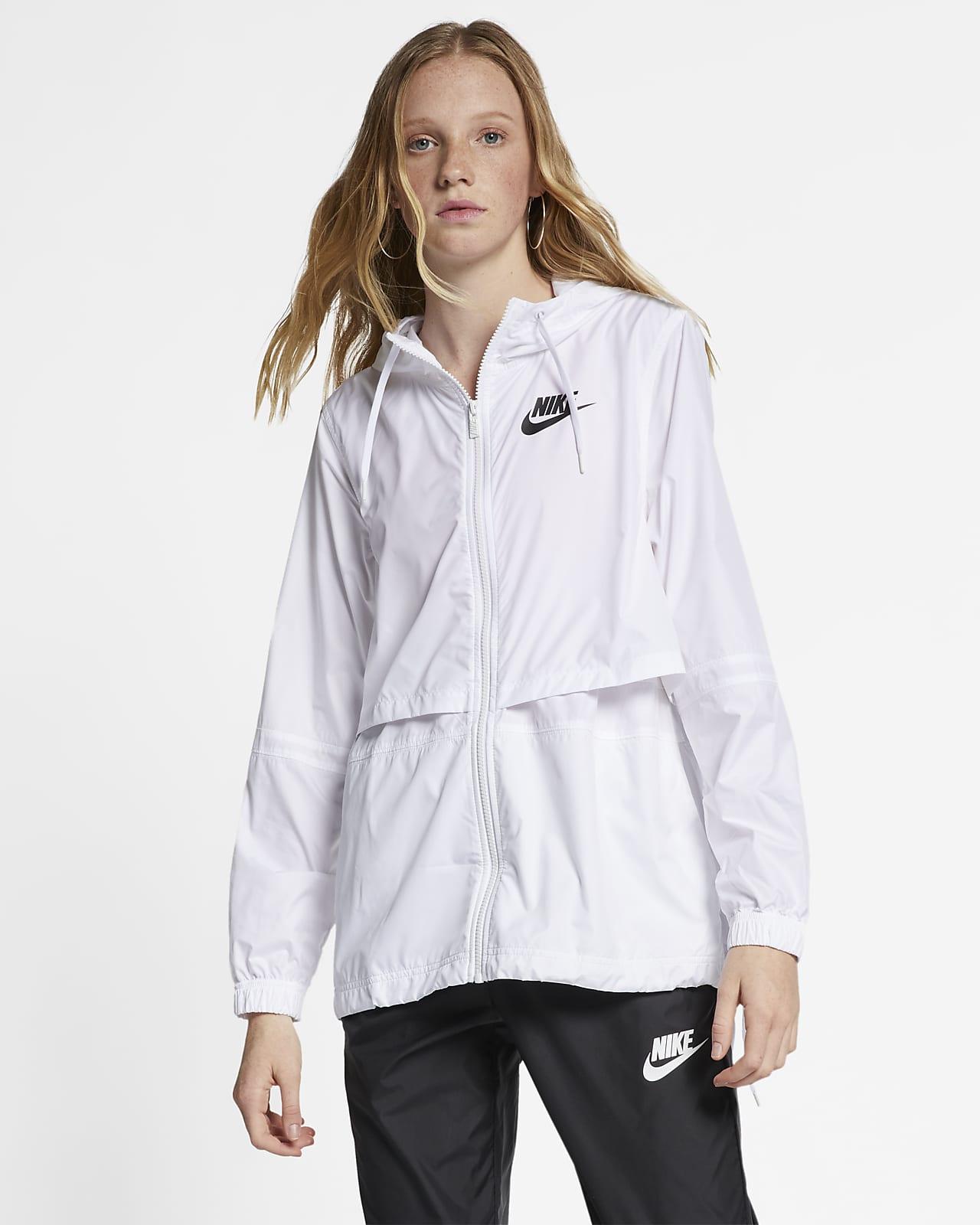 Chamarra de tejido Woven para mujer Nike Sportswear Repel
