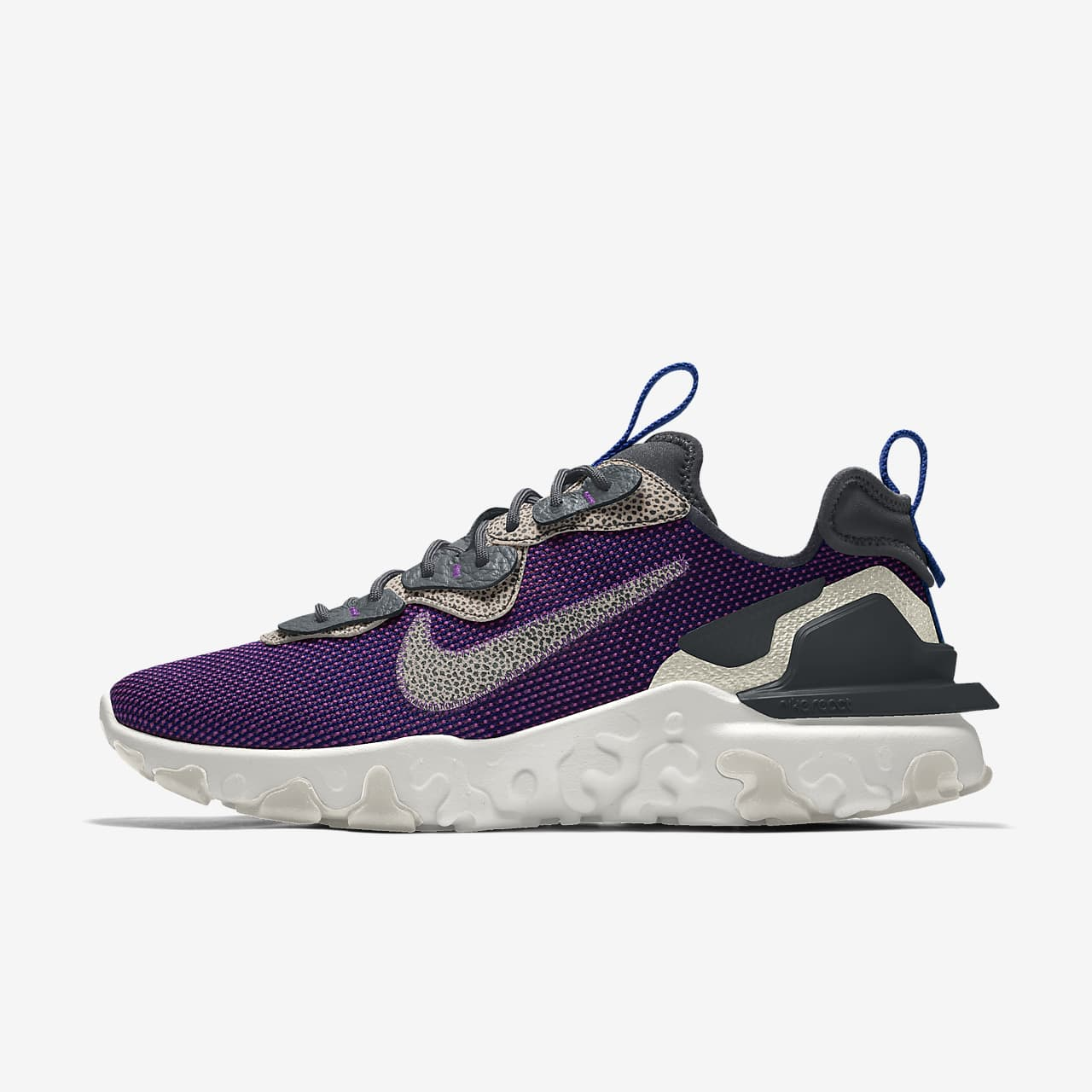 Nike React Vision By You Custom Zapatillas de lifestyle personalizables - Mujer