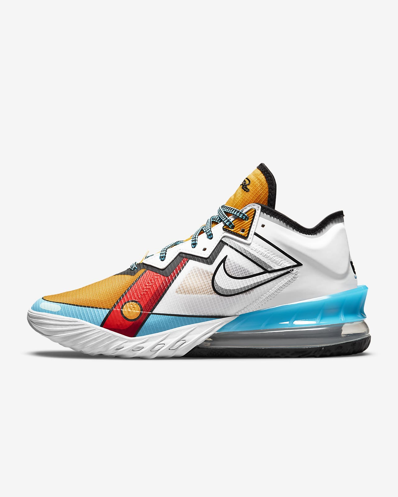 Basketbalová bota LeBron 18 Low