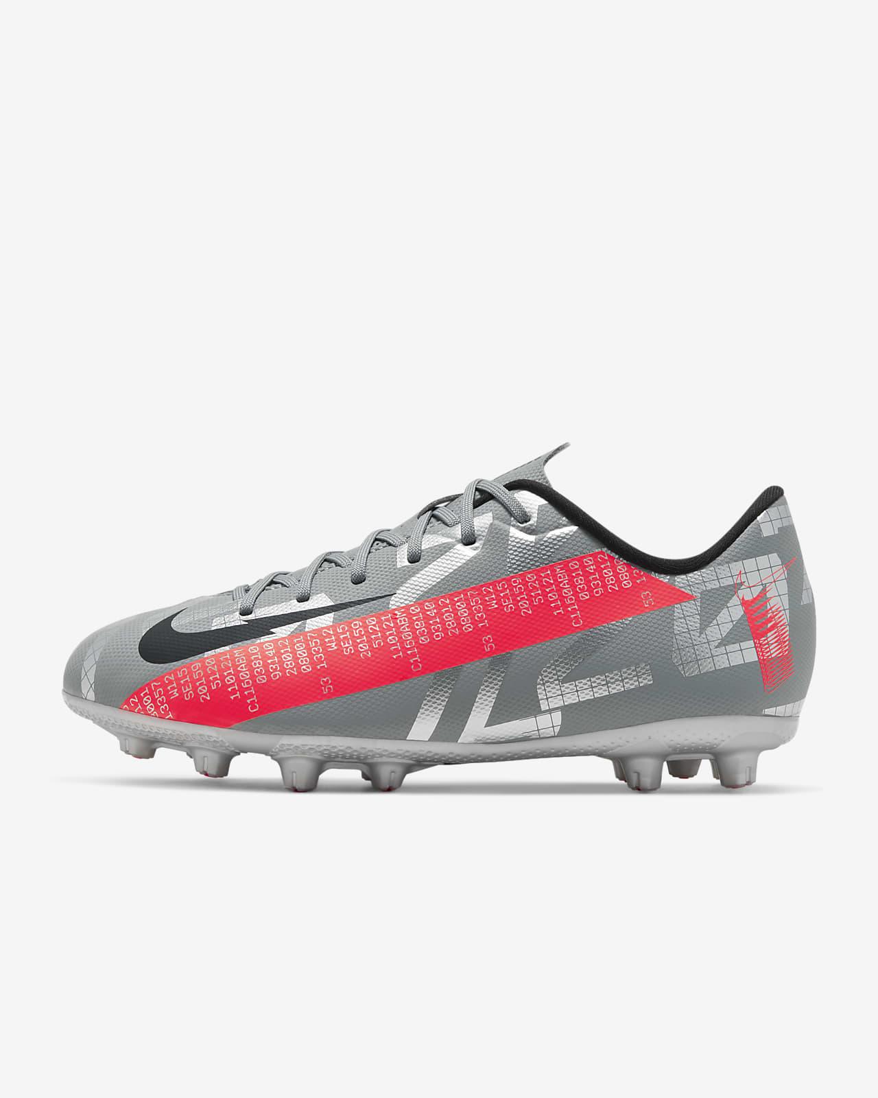 Nike Jr. Mercurial Vapor 13 Academy HG Hard-Ground Soccer Cleat