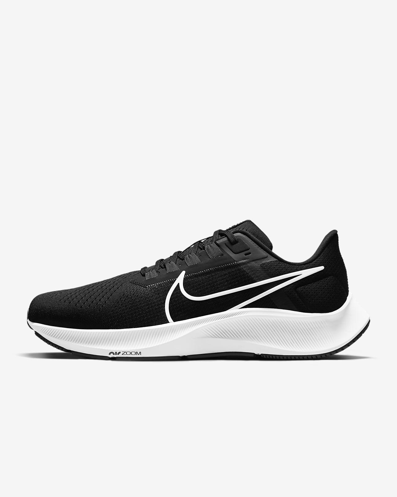 Nike Air Zoom Pegasus 38-løbesko (ekstra brede) til vej til mænd
