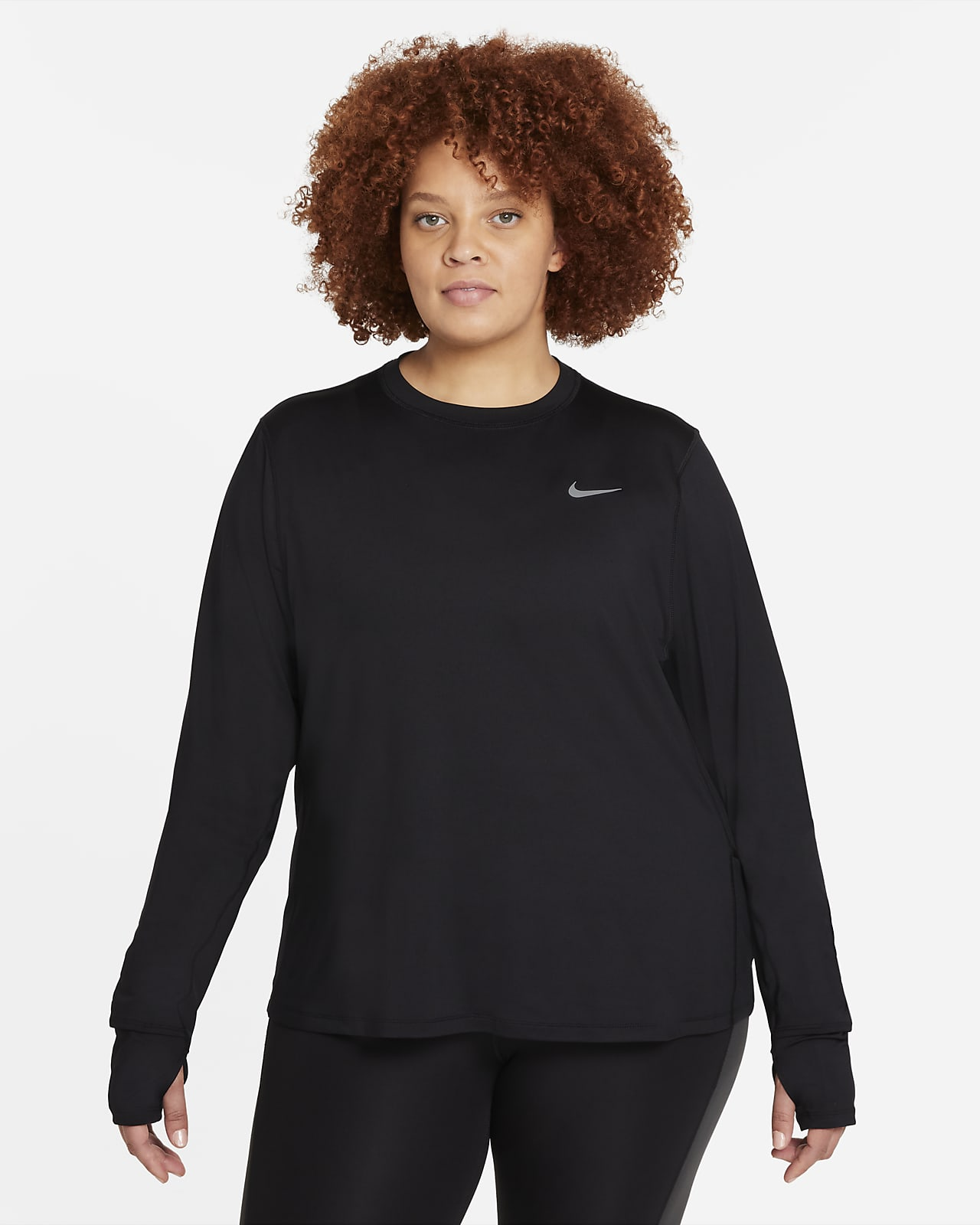 Nike Element Women's Running Crew (Plus Size)