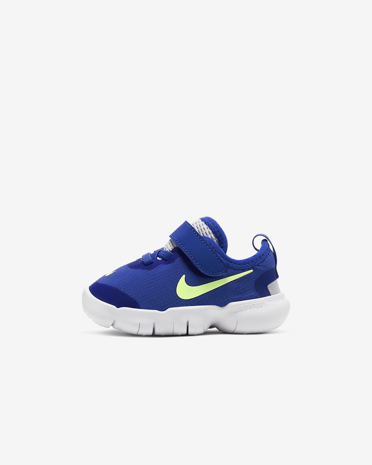 Nike Free RN 5.0 Baby/Toddler Shoe