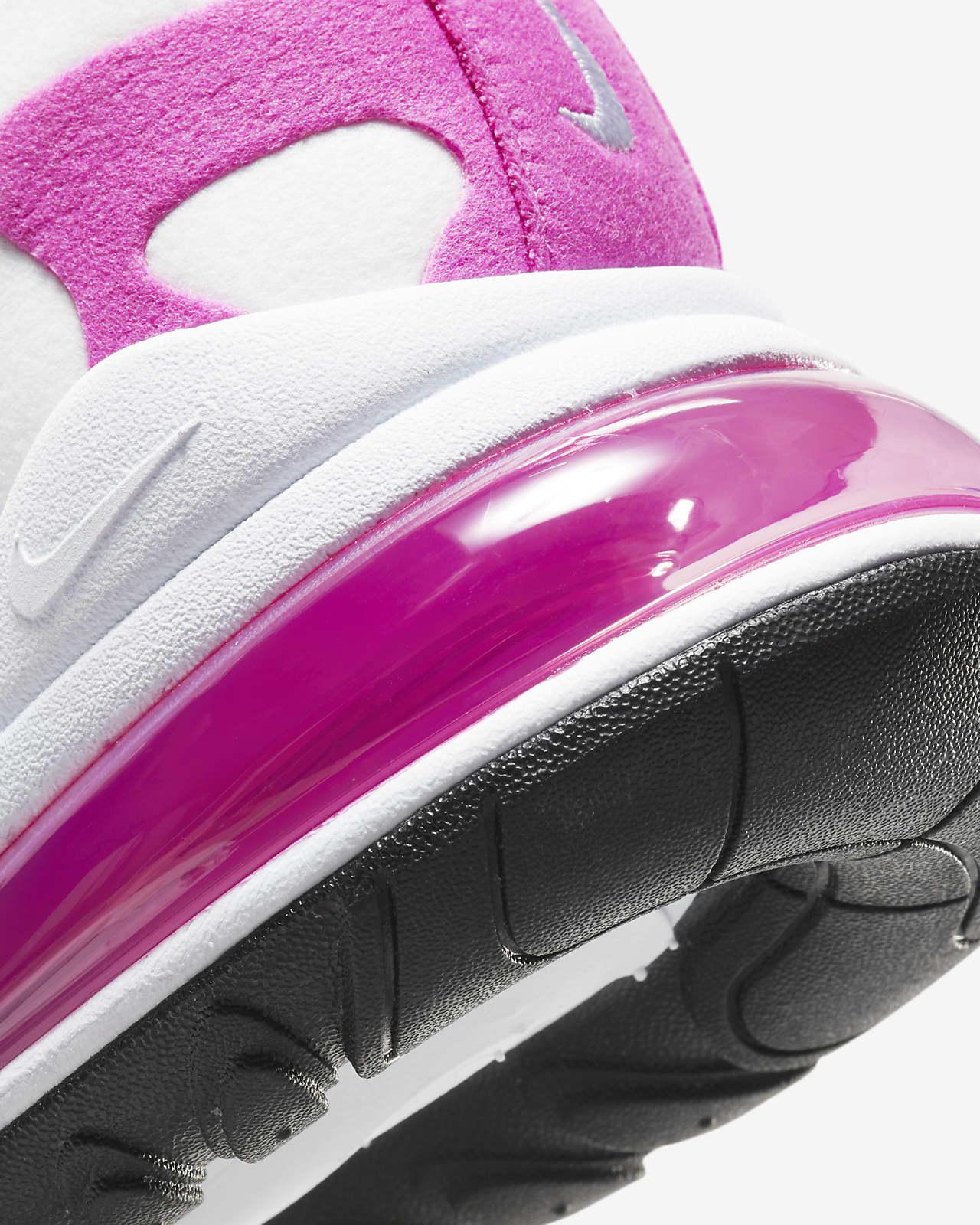 รองเท้าผู้หญิง Nike Air Max 270 React