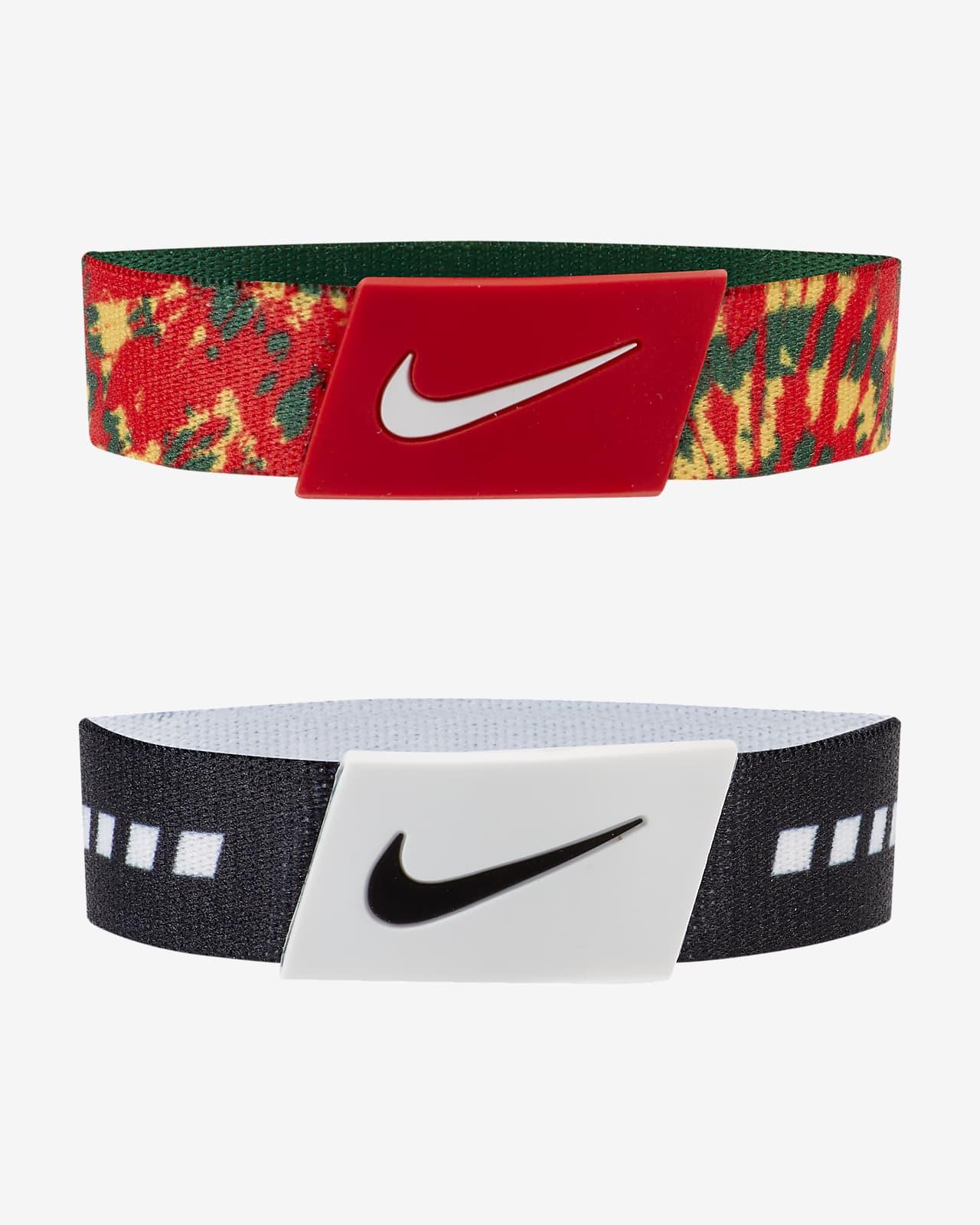 Nike Baller 手环 (2 只)