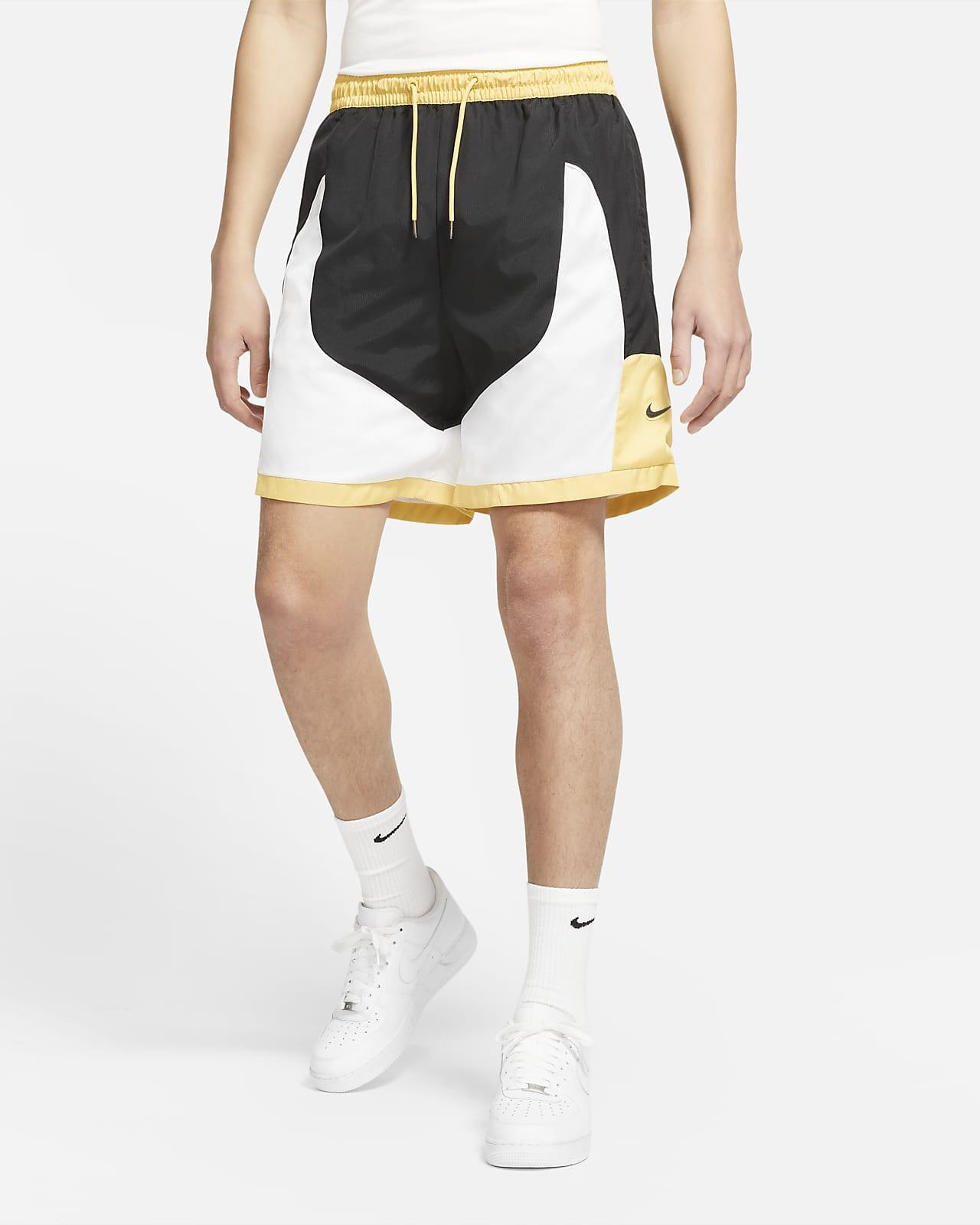 Shorts da basket Nike Throwback - Uomo