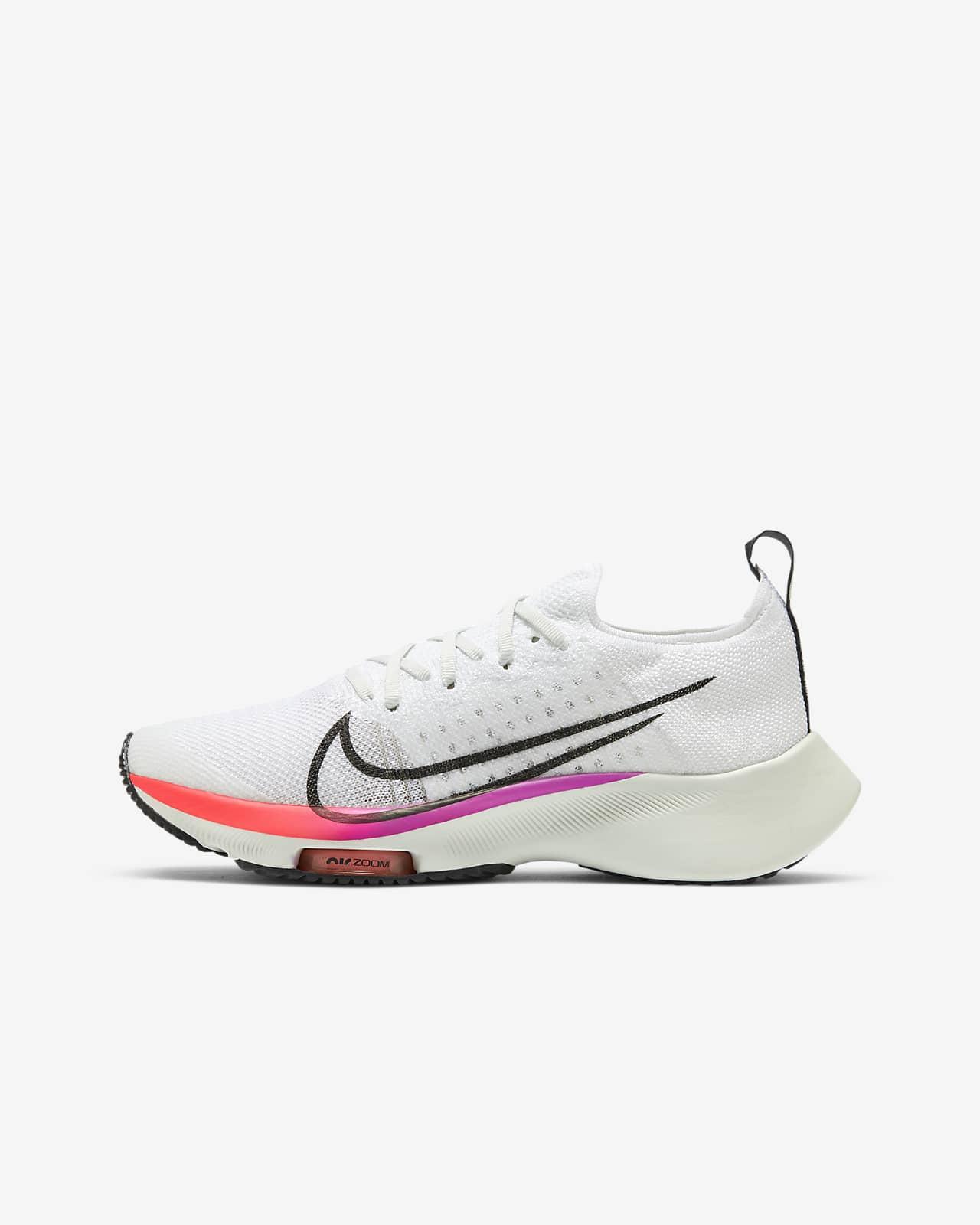 Nike Air Zoom Tempo FK Big Kids
