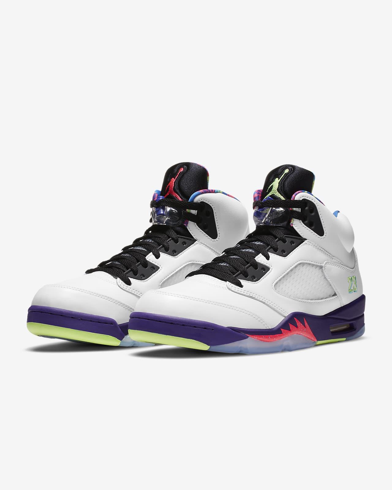 Air Jordan 5 Retro 男鞋。Nike TW