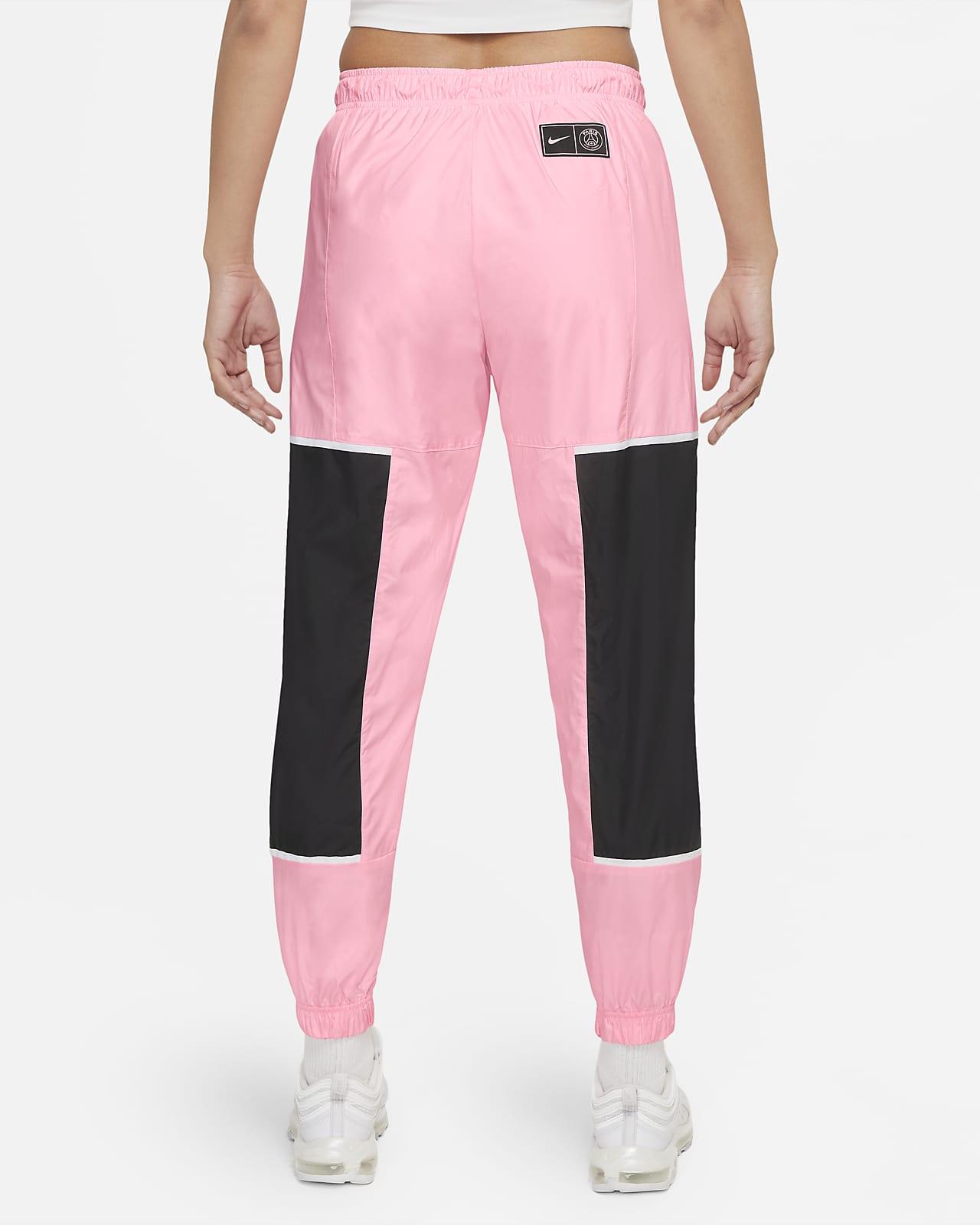 Pantaloni da calcio in tessuto Paris Saint-Germain - Donna