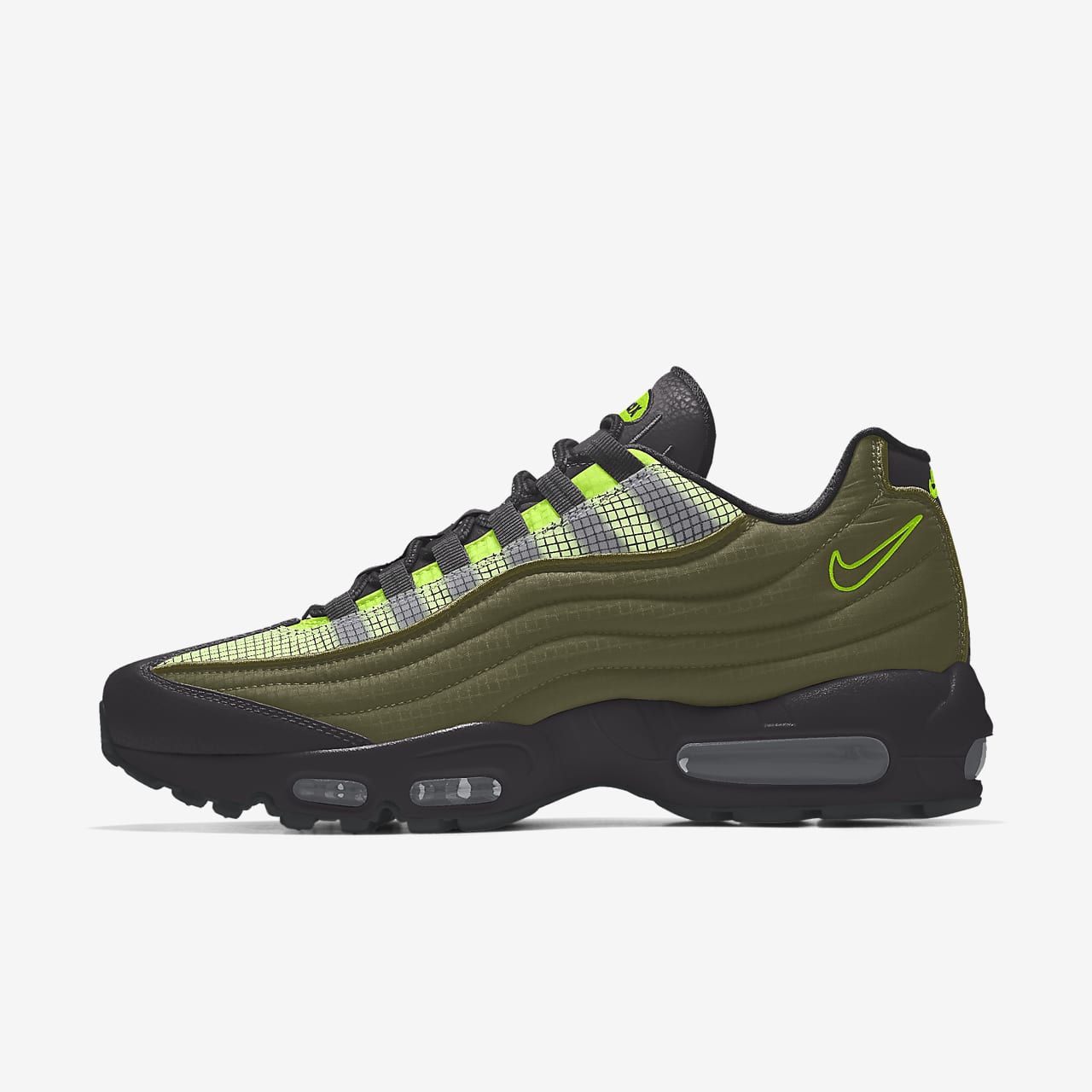 Nike Air Max 95 3M™ By You Zapatillas personalizables
