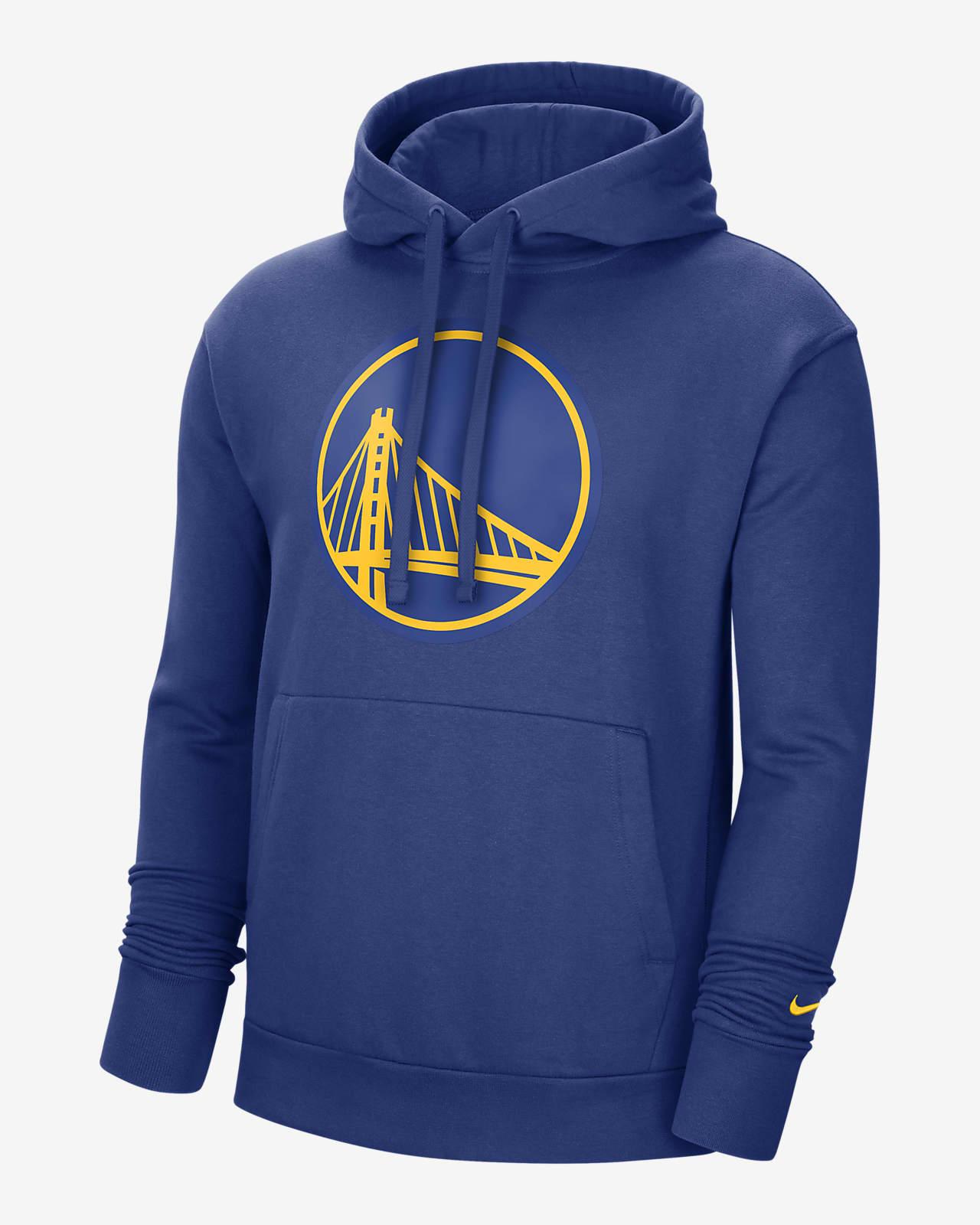 Golden State Warriors Essential Nike NBA-Hoodie für Herren
