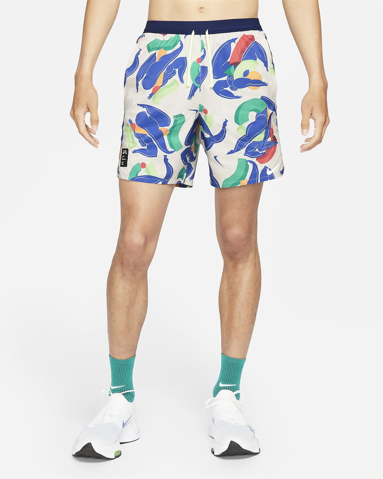 Nike Flex Stride A.I.R.Kelly Anna London Men's 18cm (approx.) Running Shorts