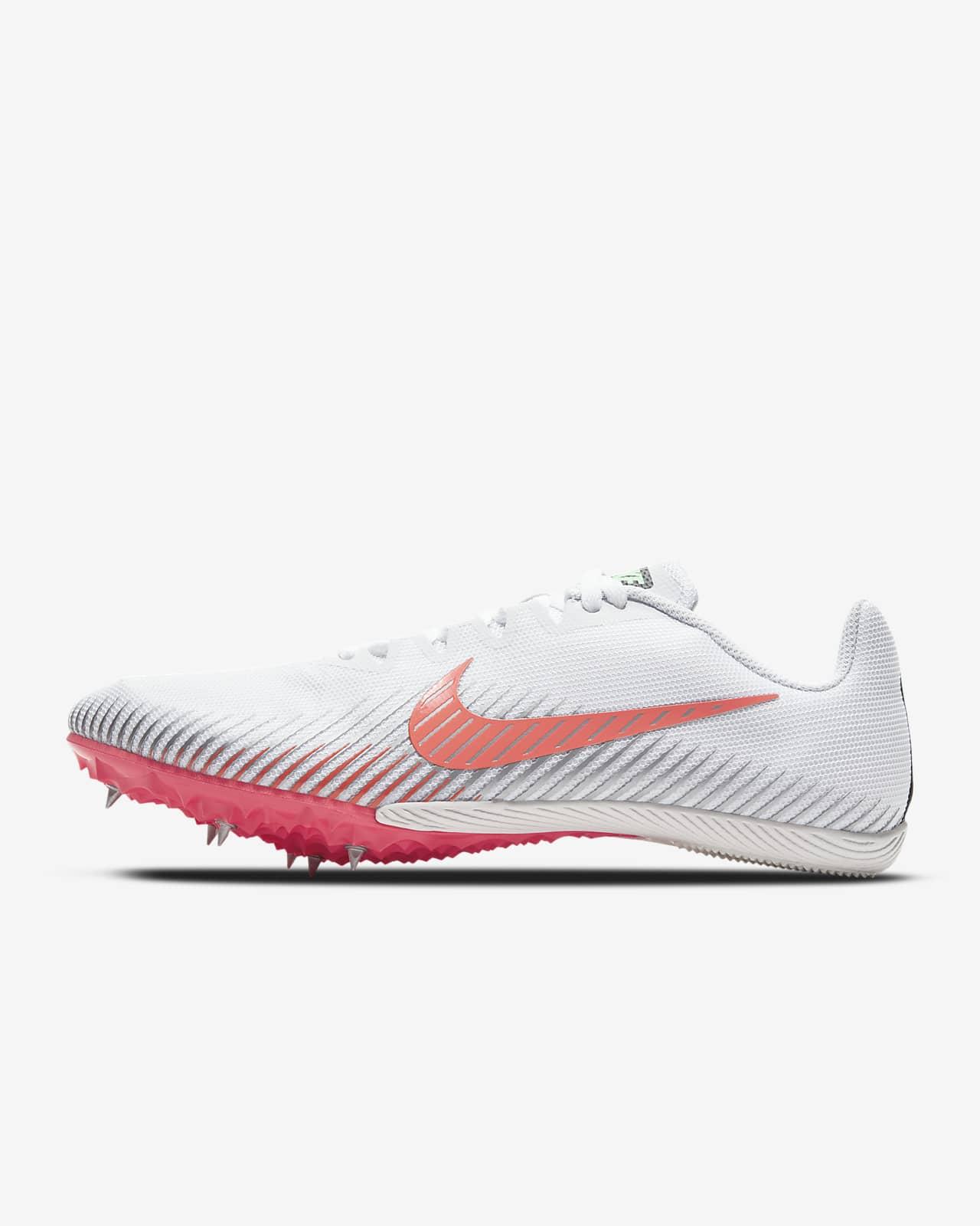 Calzado de clavos para eventos múltiples de pista y campo Nike Zoom Rival M 9