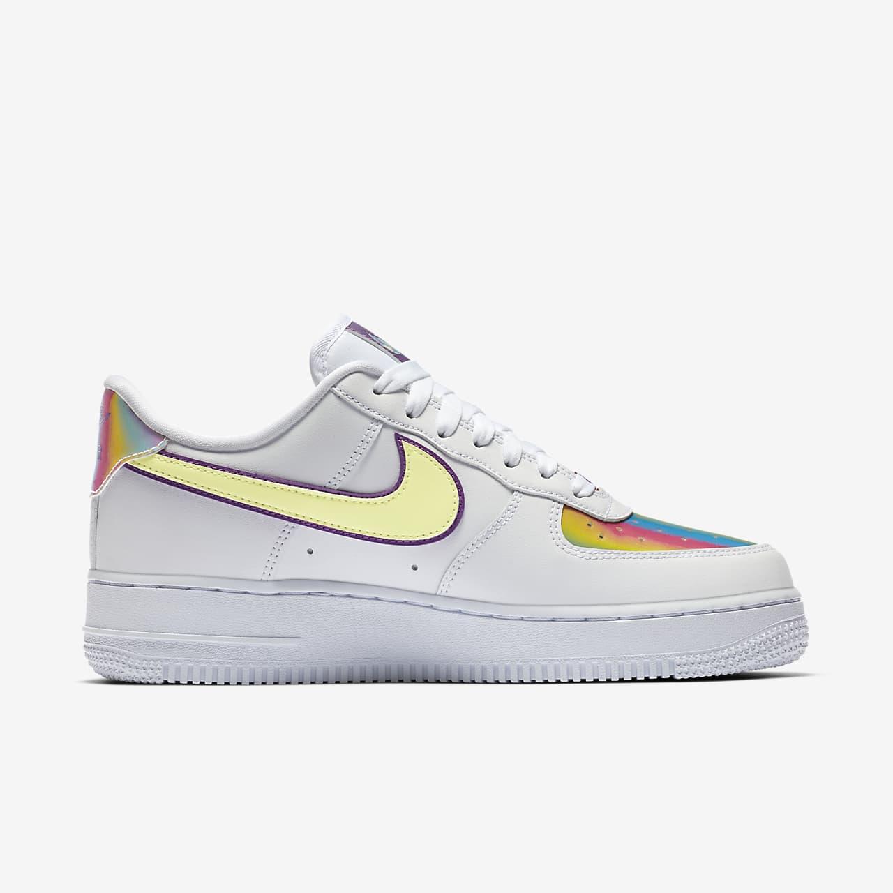 nike air force 1 easter scarpe da basket donna