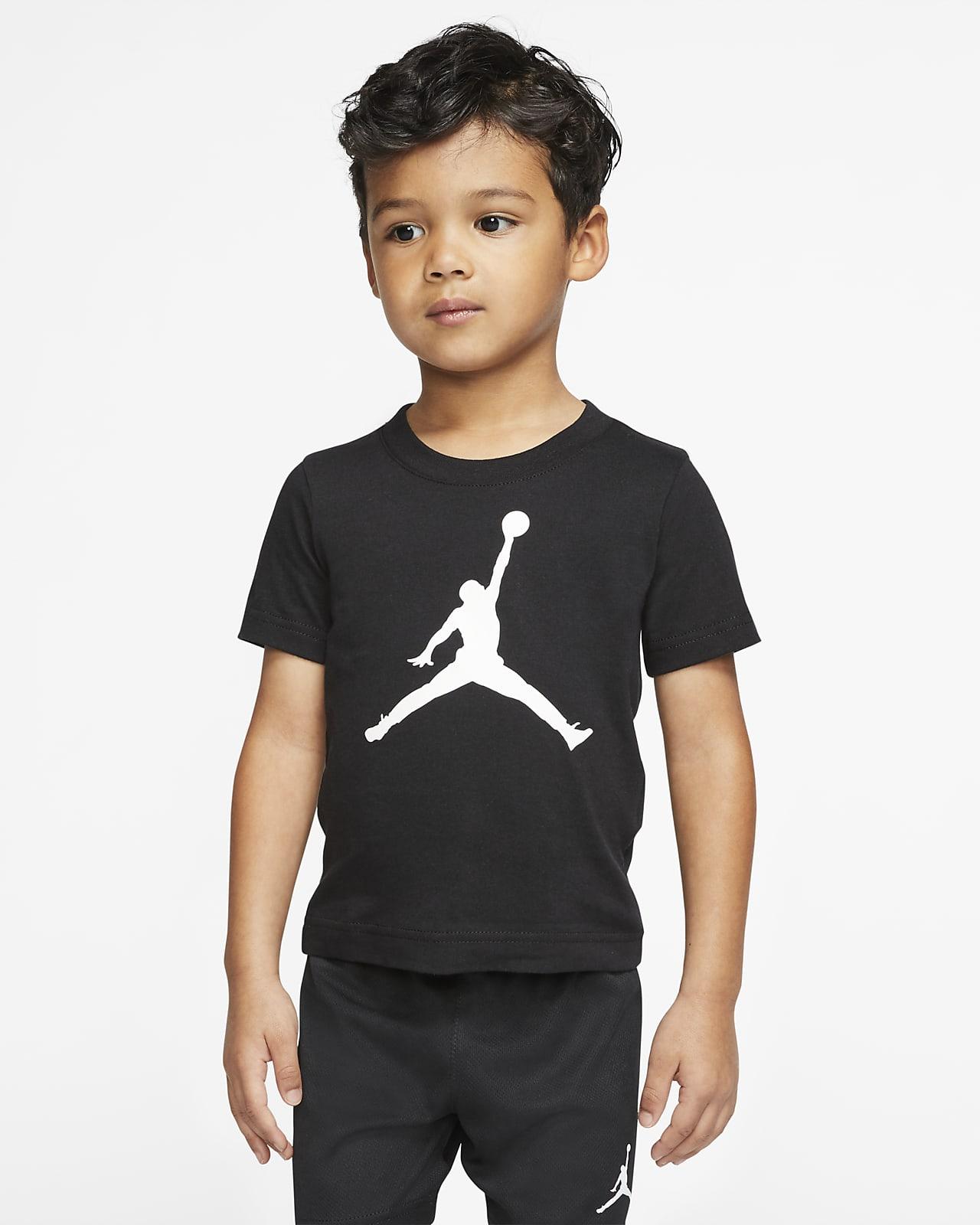 Kortærmet Jordan Jumpman-T-shirt til småbørn