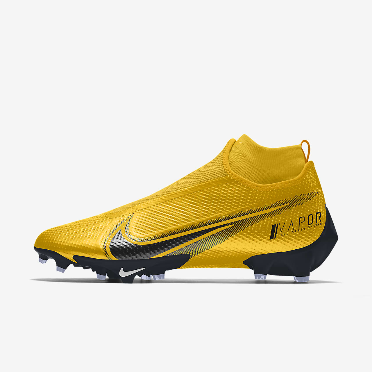 Nike Vapor Edge Pro 360 By You Custom Football Cleat