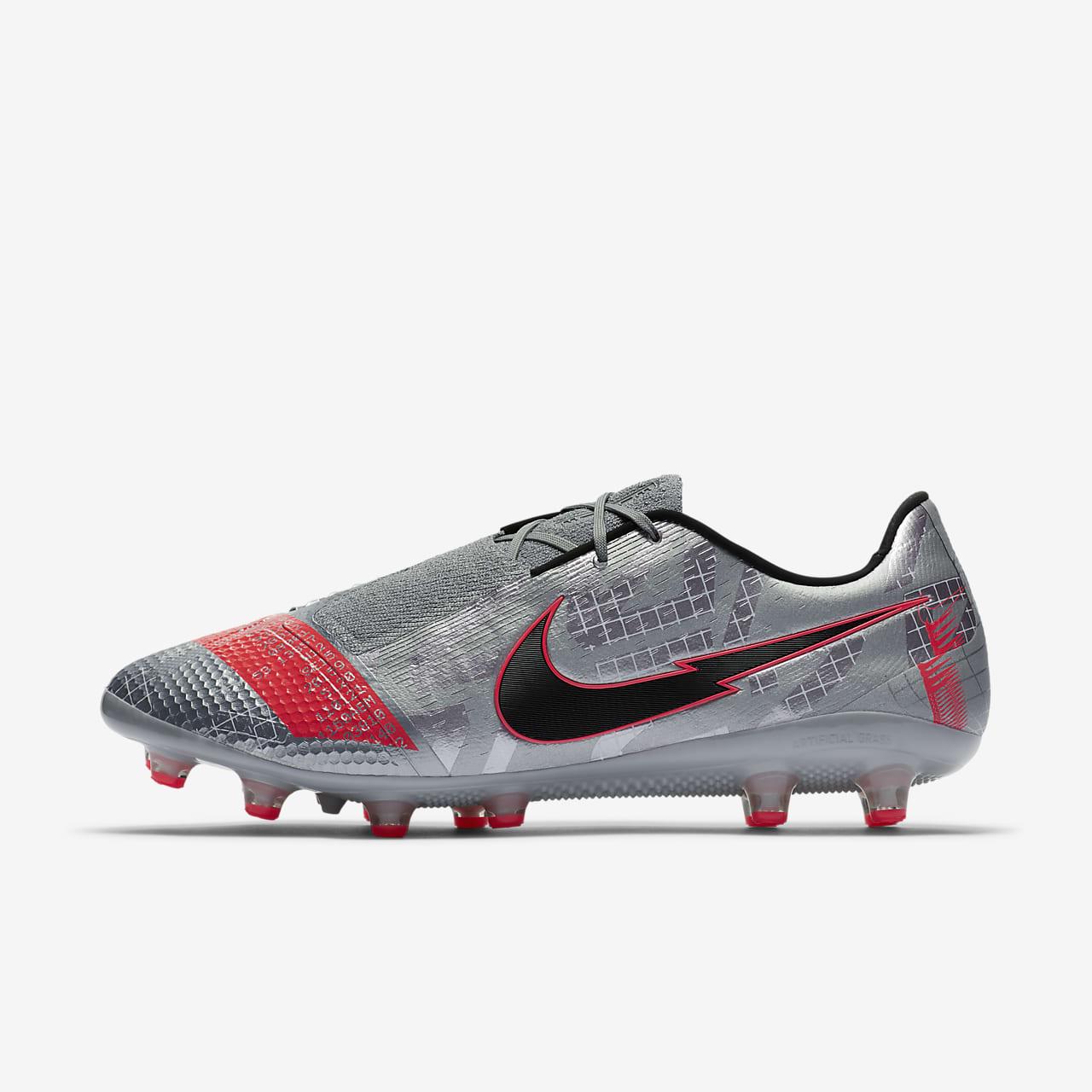Chaussure de football à crampons pour terrain synthétique Nike Phantom Venom Elite AG Pro