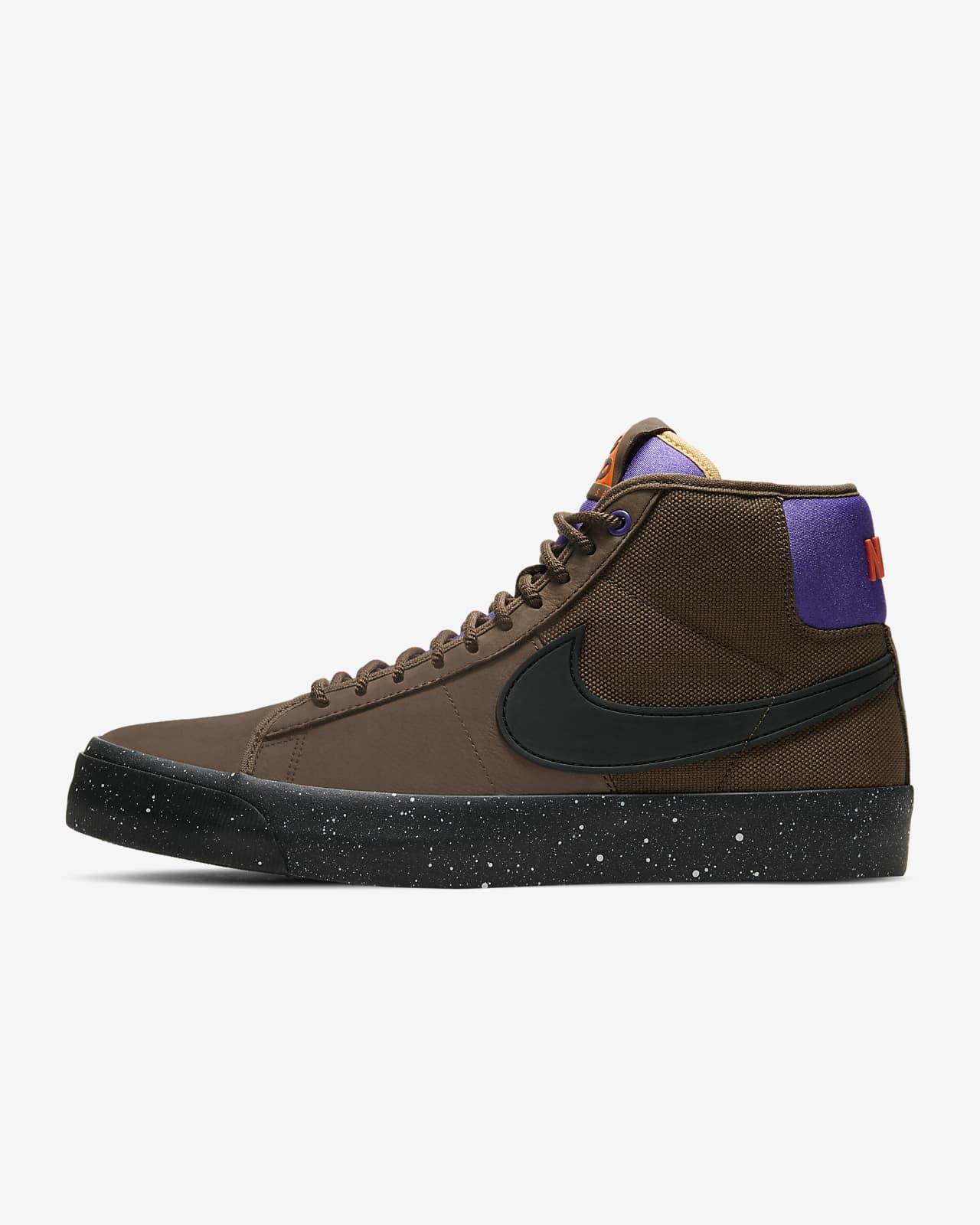 Nike SB Zoom Blazer Mid Pro GT QS 男/女滑板鞋