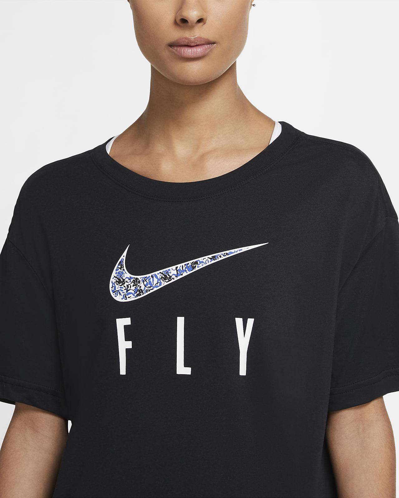 Salto Unión Rendición  Nike Dri-FIT Swoosh Fly Camiseta de baloncesto - Mujer. Nike ES