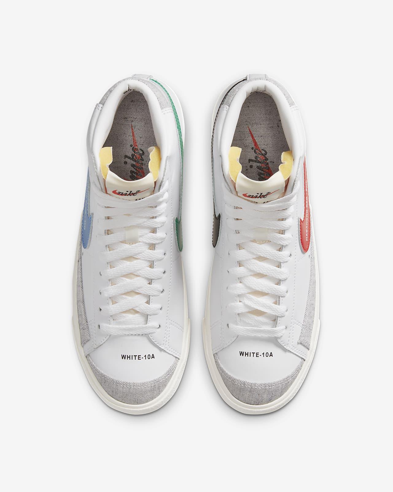 Oceanía puramente Lijadoras  Nike Blazer Mid '77 Women's Shoe. Nike JP