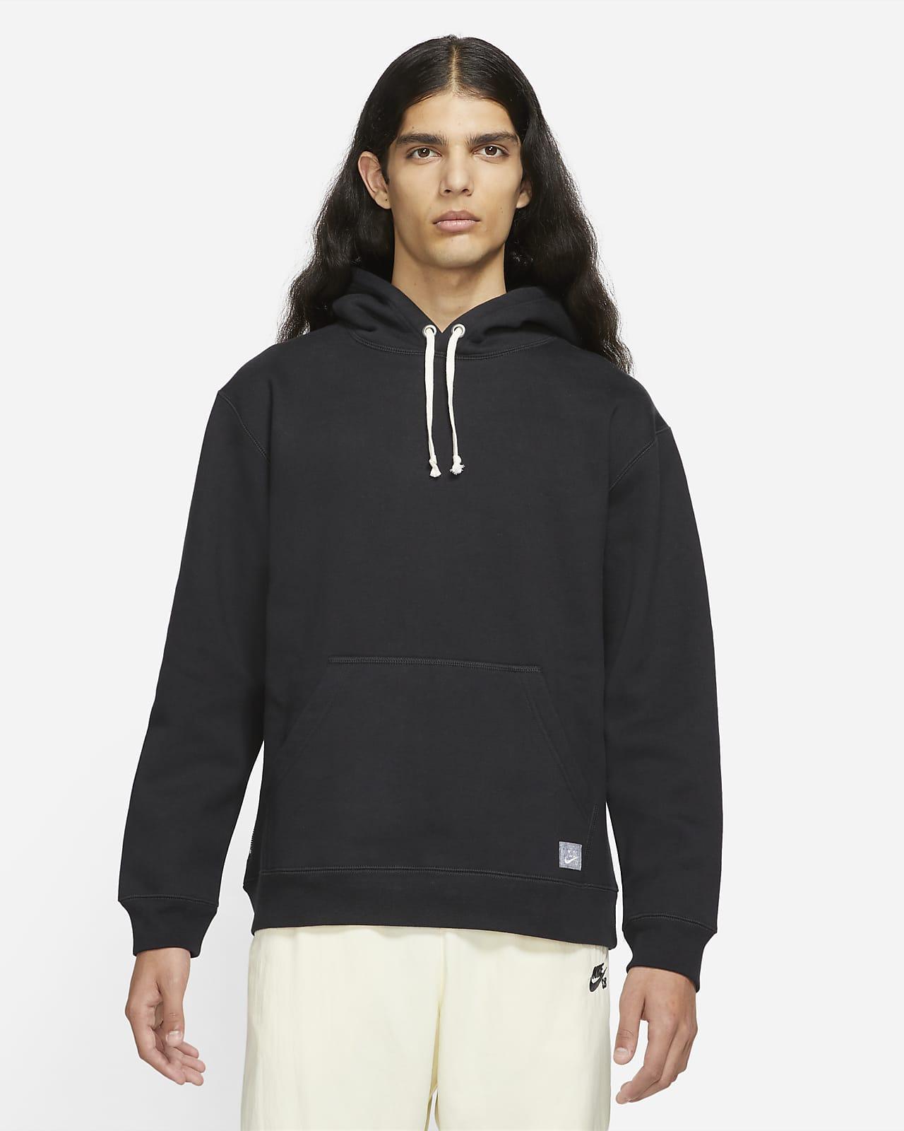 Felpa da skateboard in fleece con cappuccio Nike SB