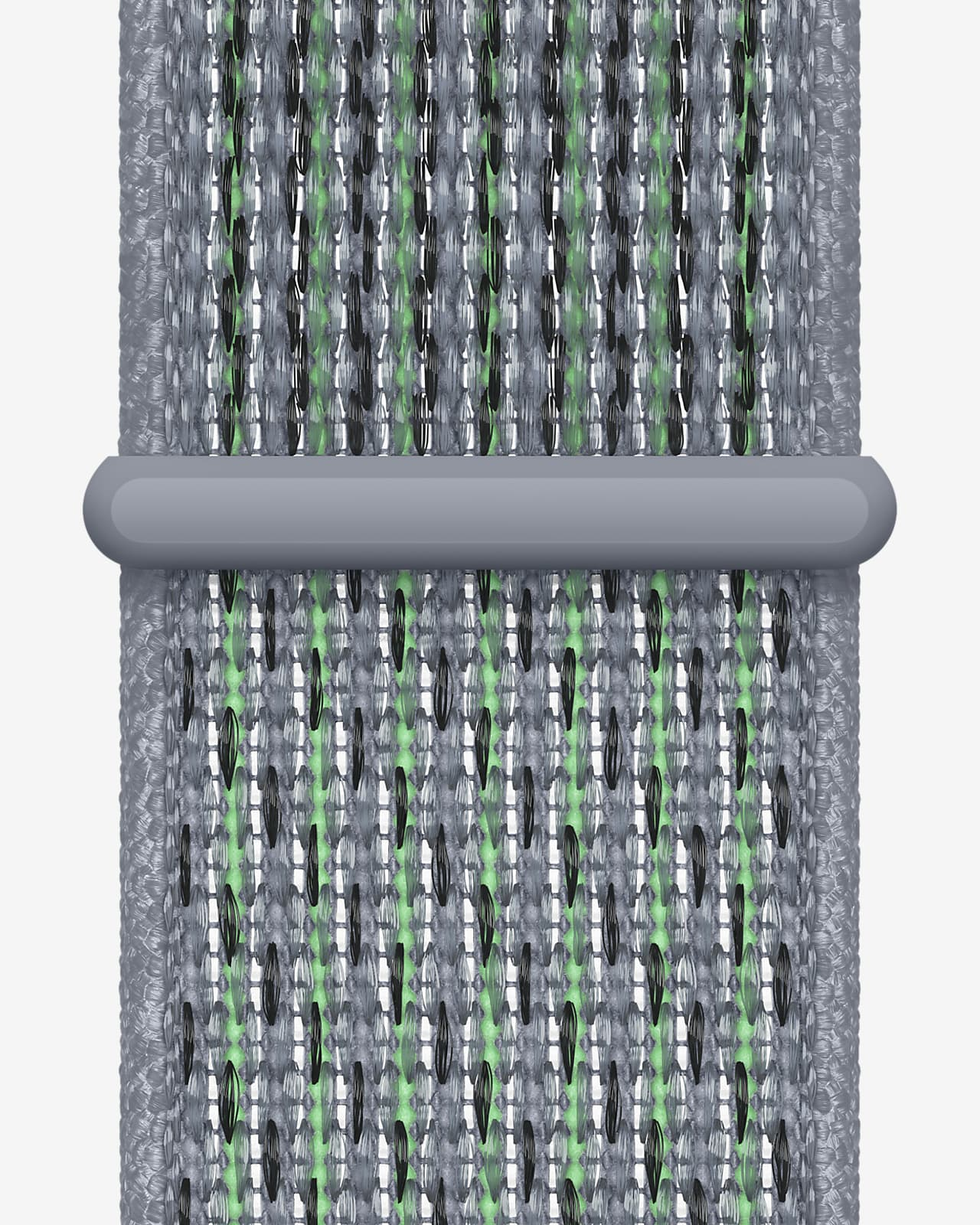 44mm Obsidian Mist Nike Sport Loop - Regular
