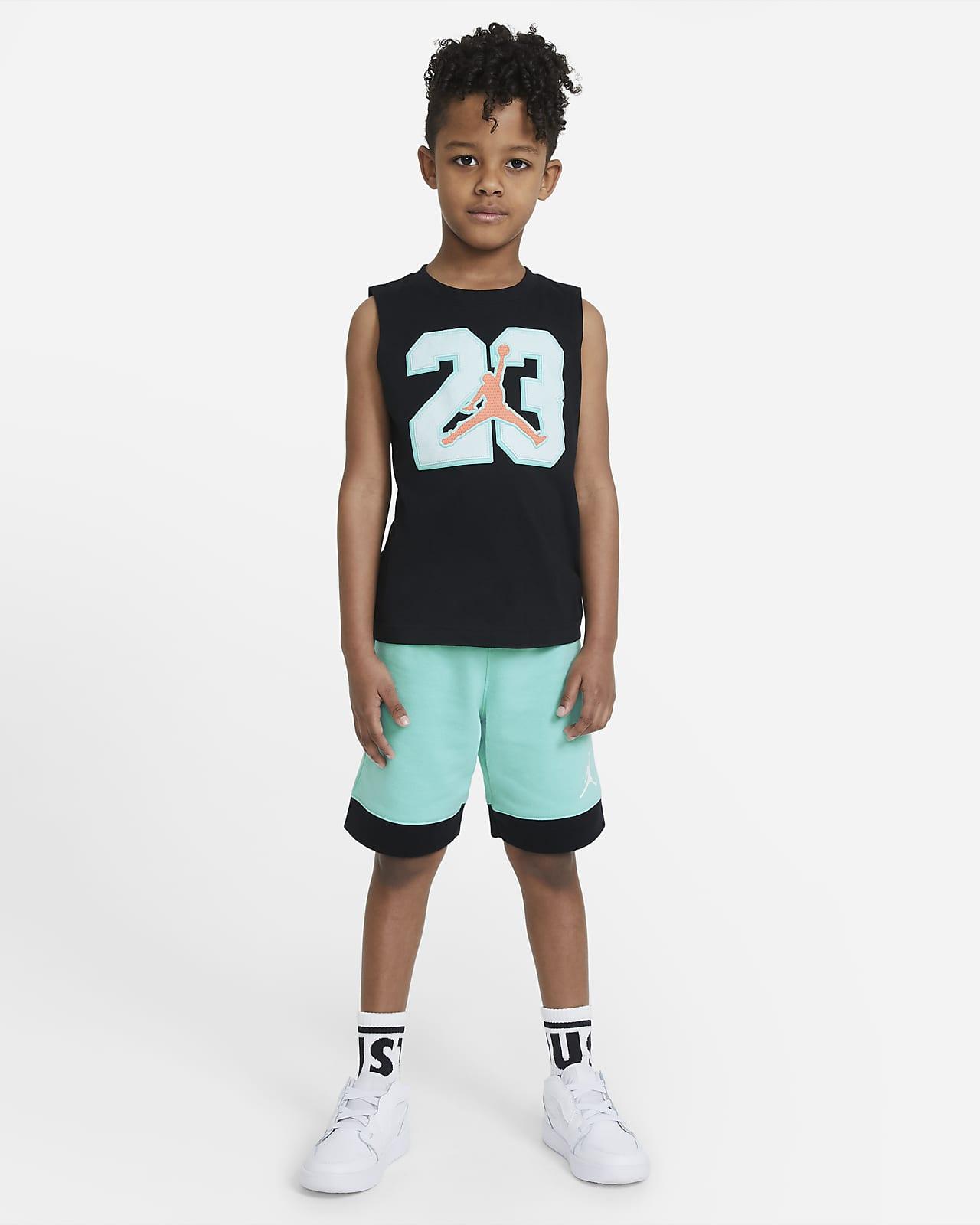 Jordan Little Kids' Tank Top and Shorts Set