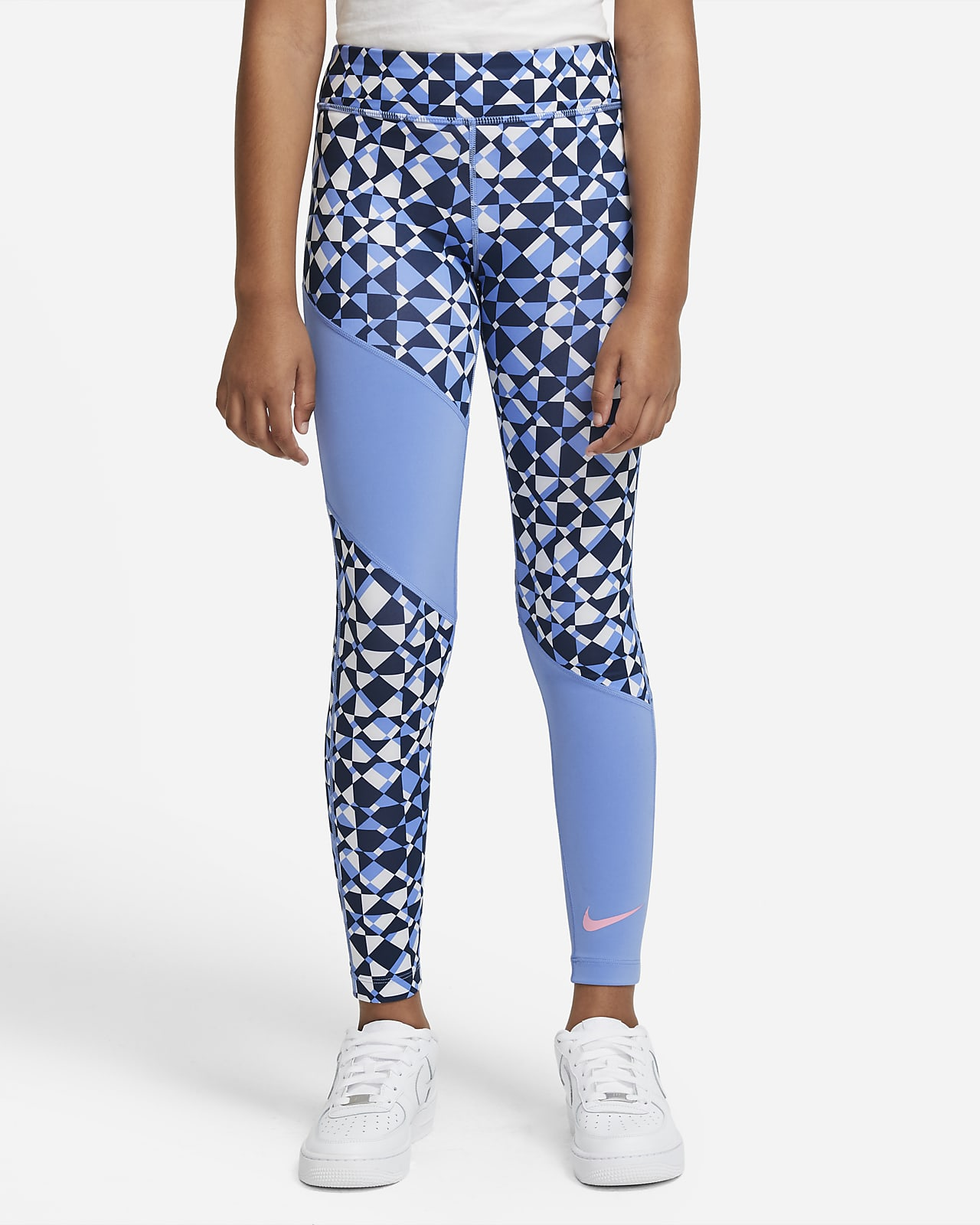 Nike Trophy Big Kids' (Girls') Printed Training Tights
