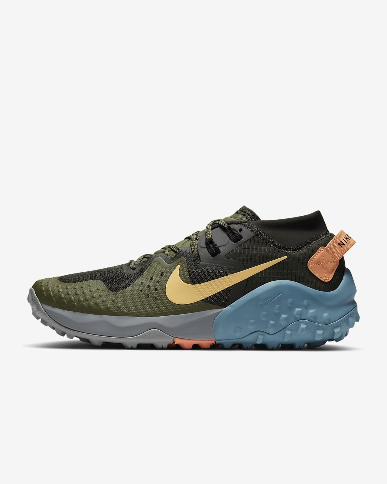 Pánská běžecká trailová bota Nike Wildhorse 6