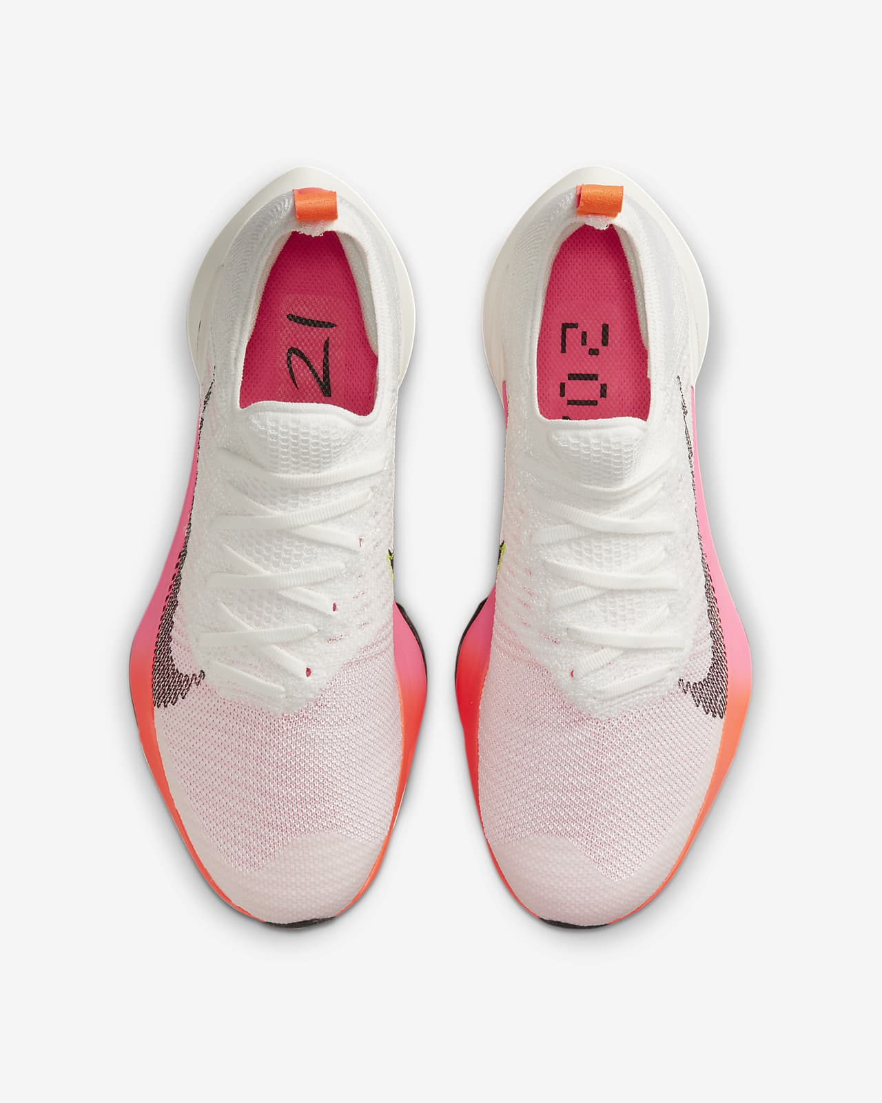 Nike Air Zoom Tempo NEXT% Flyknit Women's Road Running Shoes