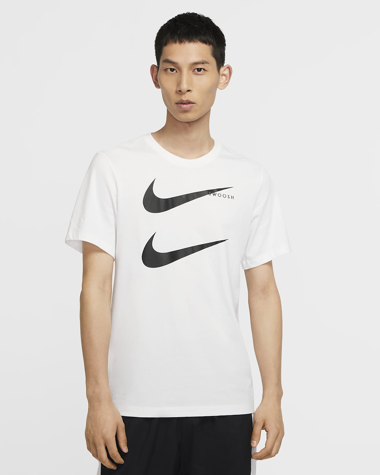 Registrarse Opcional Injusto  Nike Sportswear Swoosh Men's T-Shirt. Nike JP