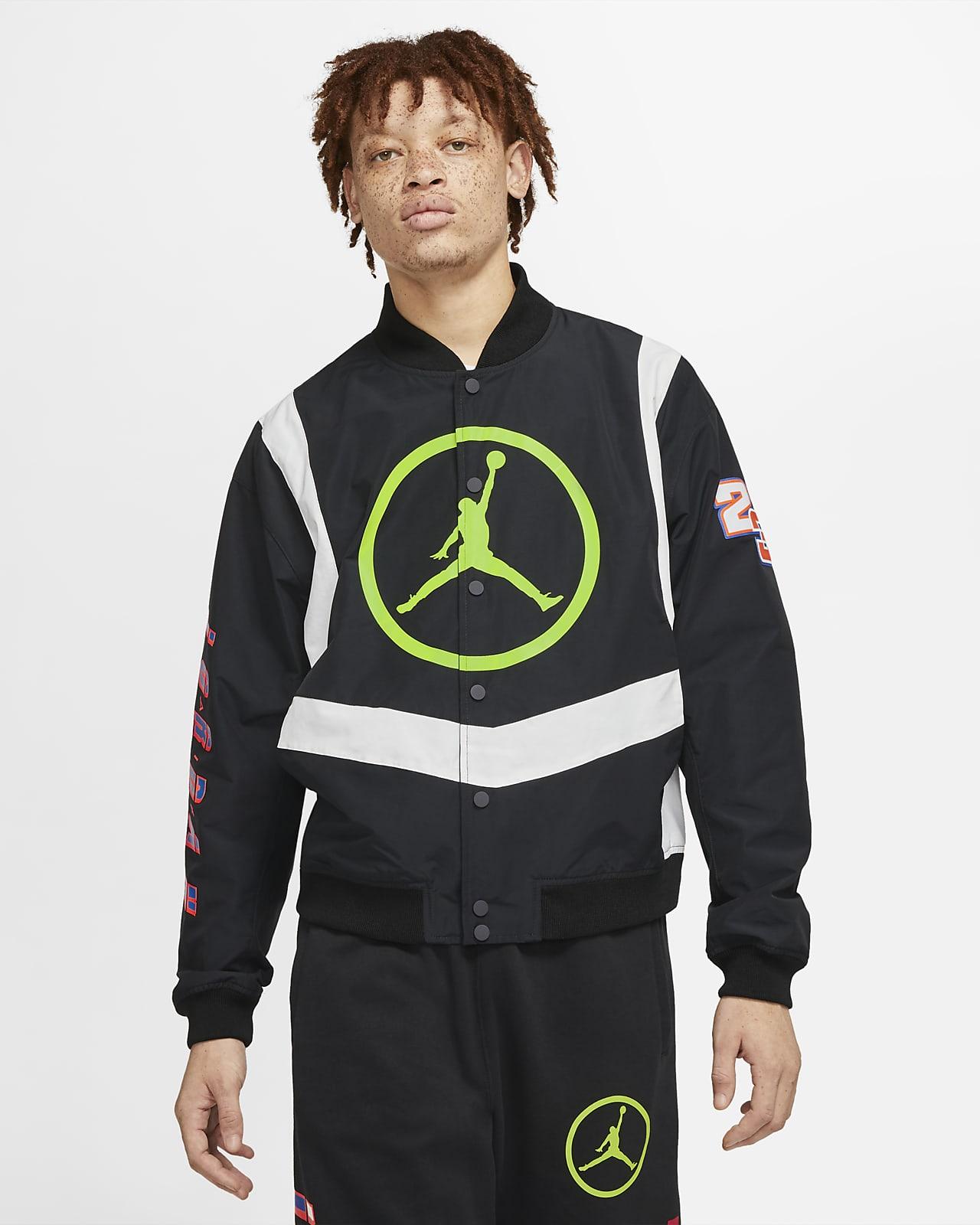 เสื้อแจ็คเก็ตผู้ชาย Jordan Sport DNA