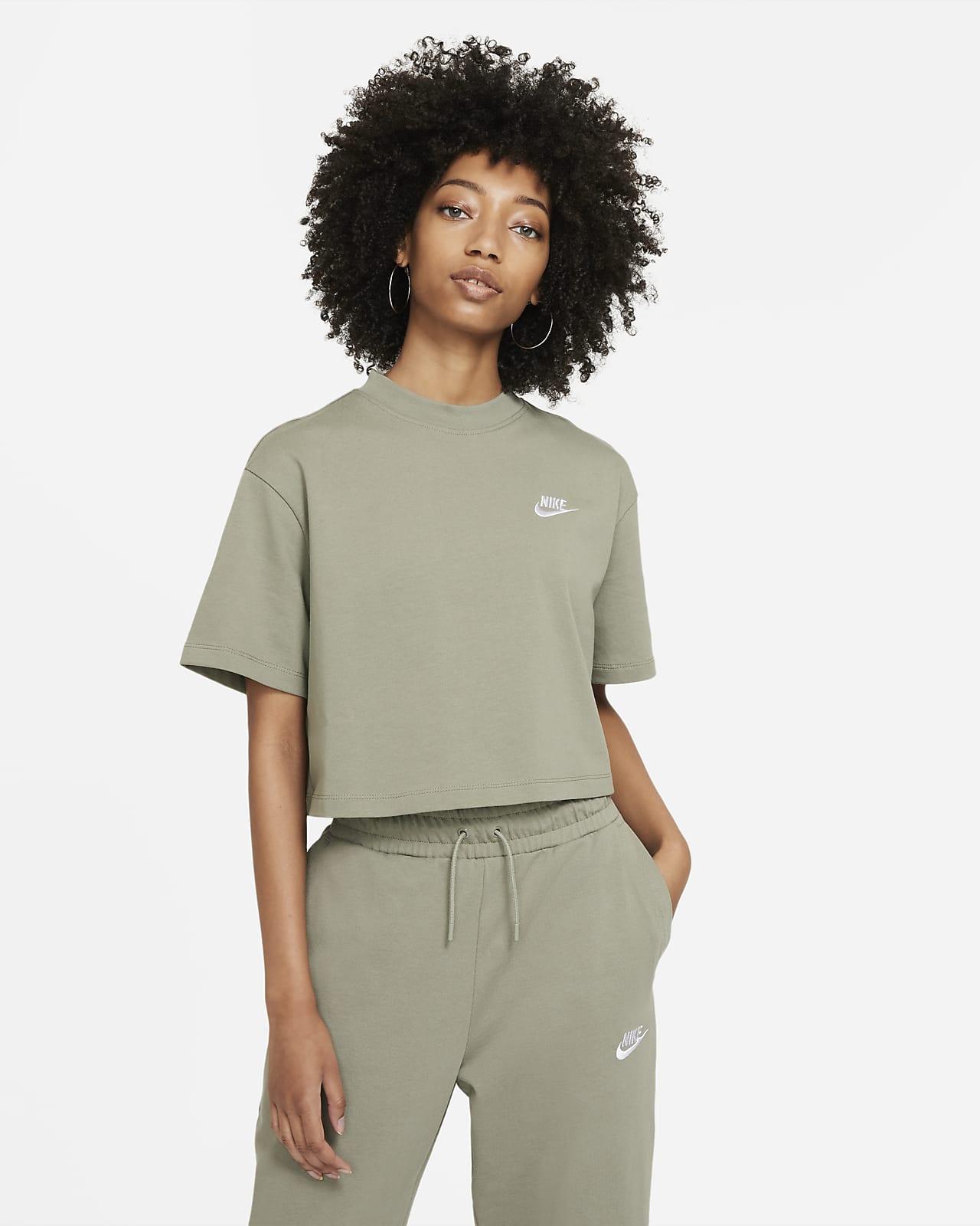 Nike Sportswear Women's Short-Sleeve Jersey Top