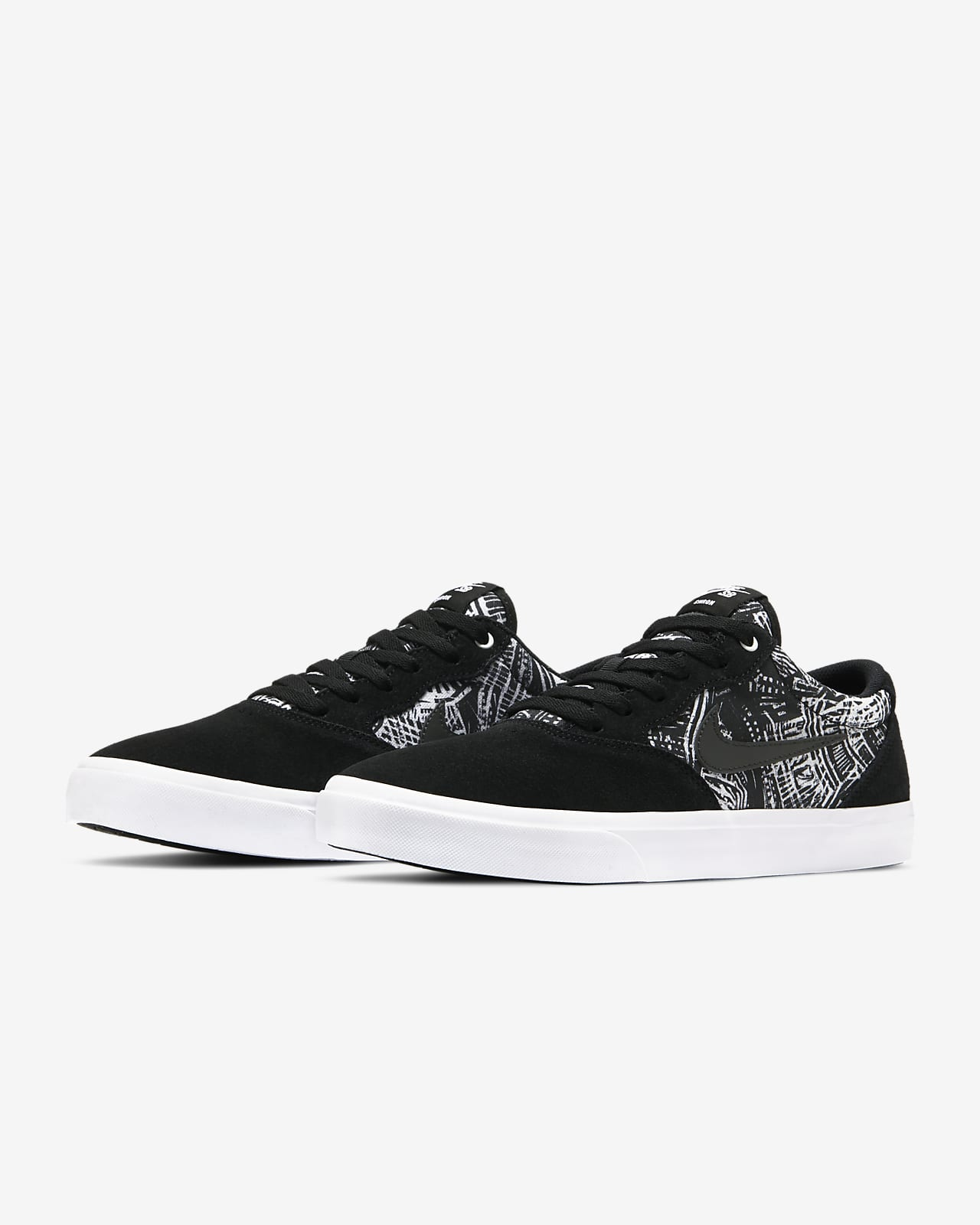 Nike SB Chron Solarsoft Premium Skate