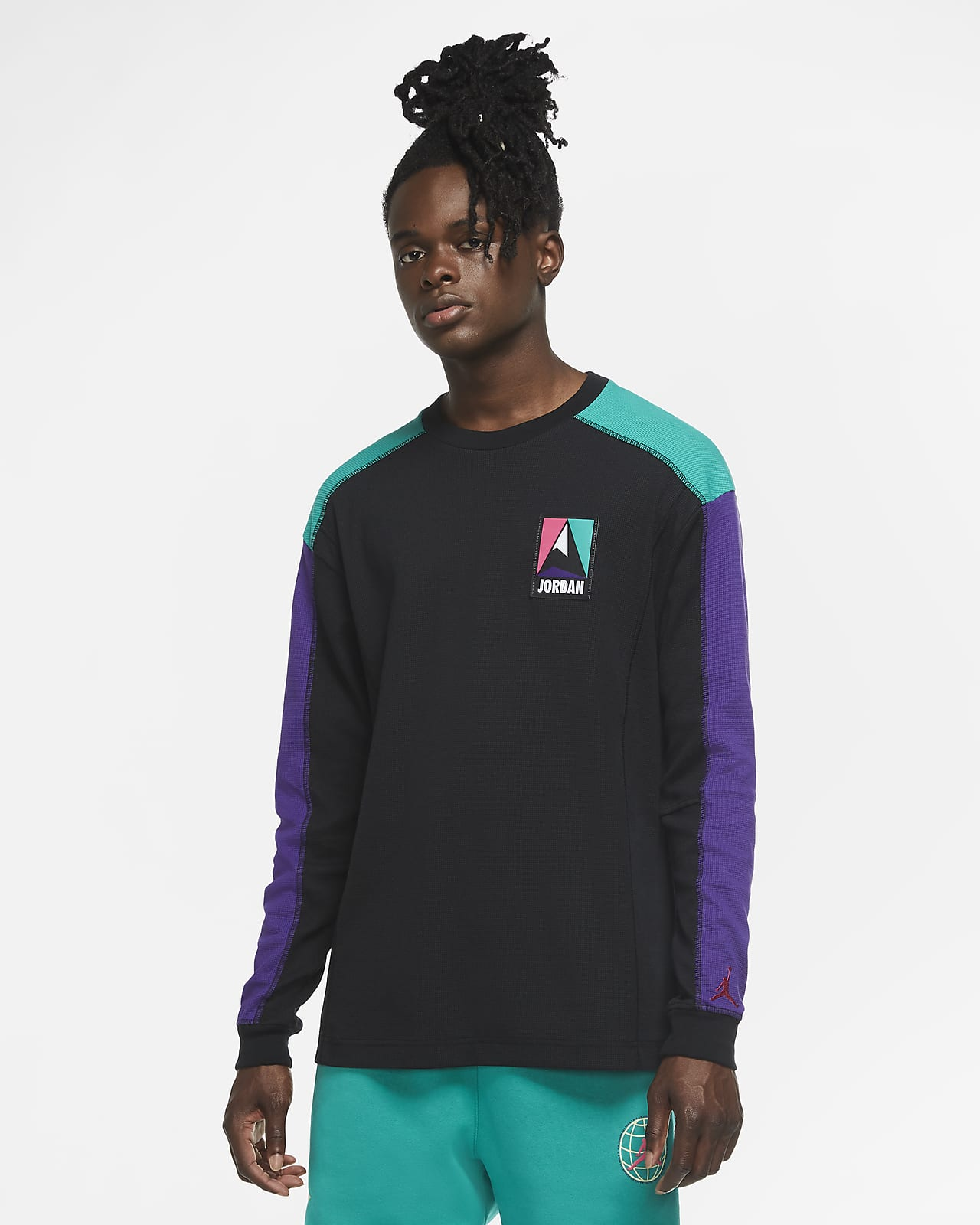 Camiseta térmica para hombre Jordan Winter Utility