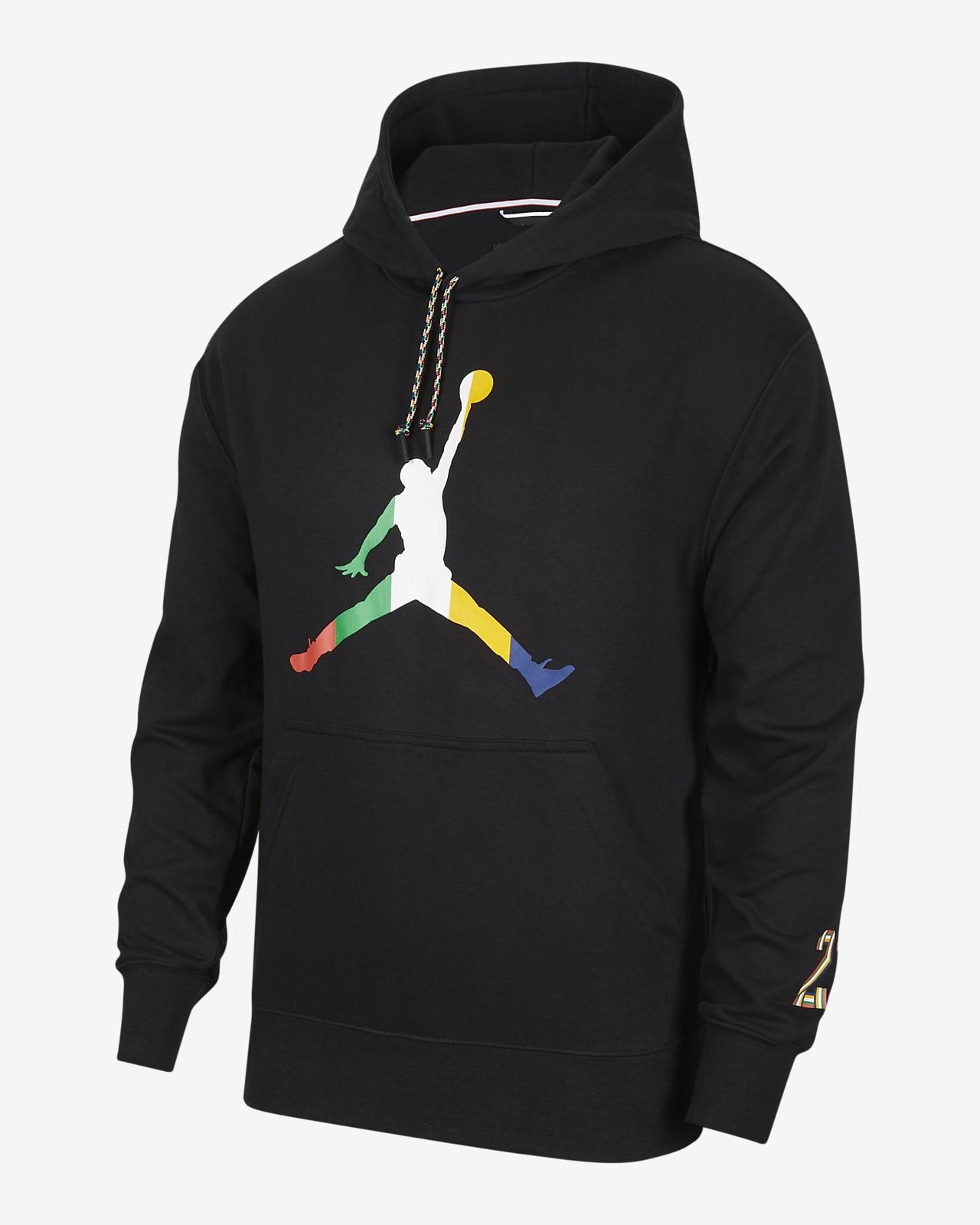 Jordan Sport DNA 男子套头连帽衫