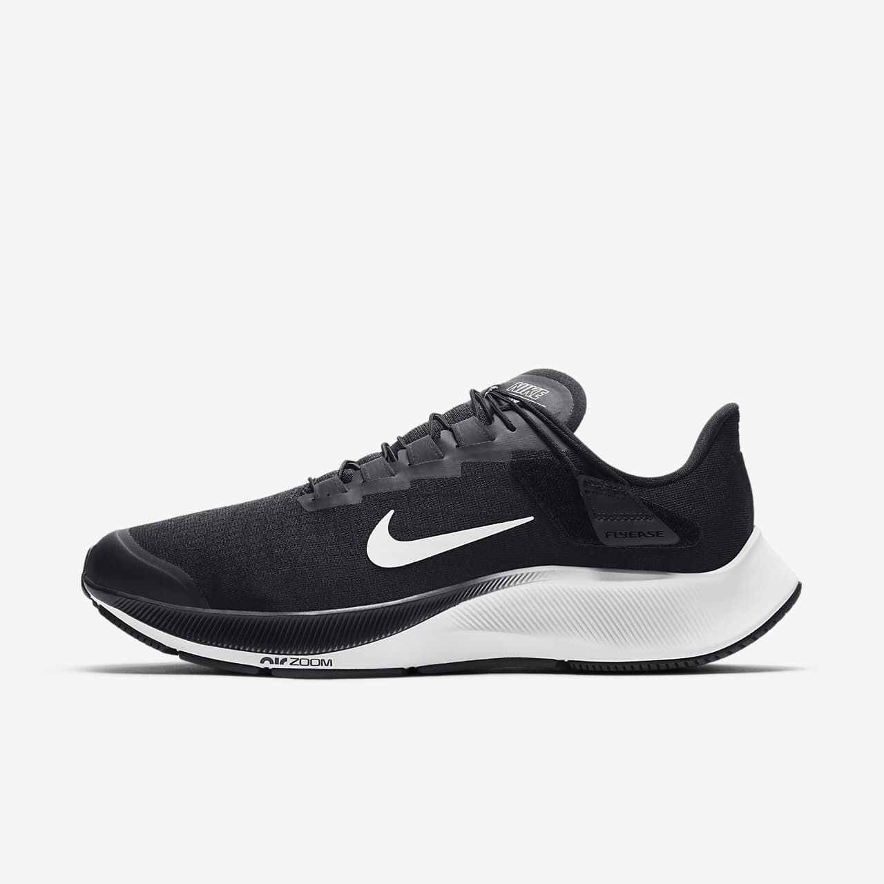 Nike Air Zoom Pegasus 37 FlyEase Men's Running Shoe (Extra Wide)