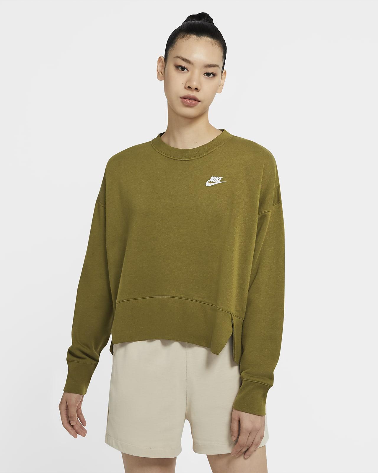 Nike Sportswear Club Women's Fleece Crew