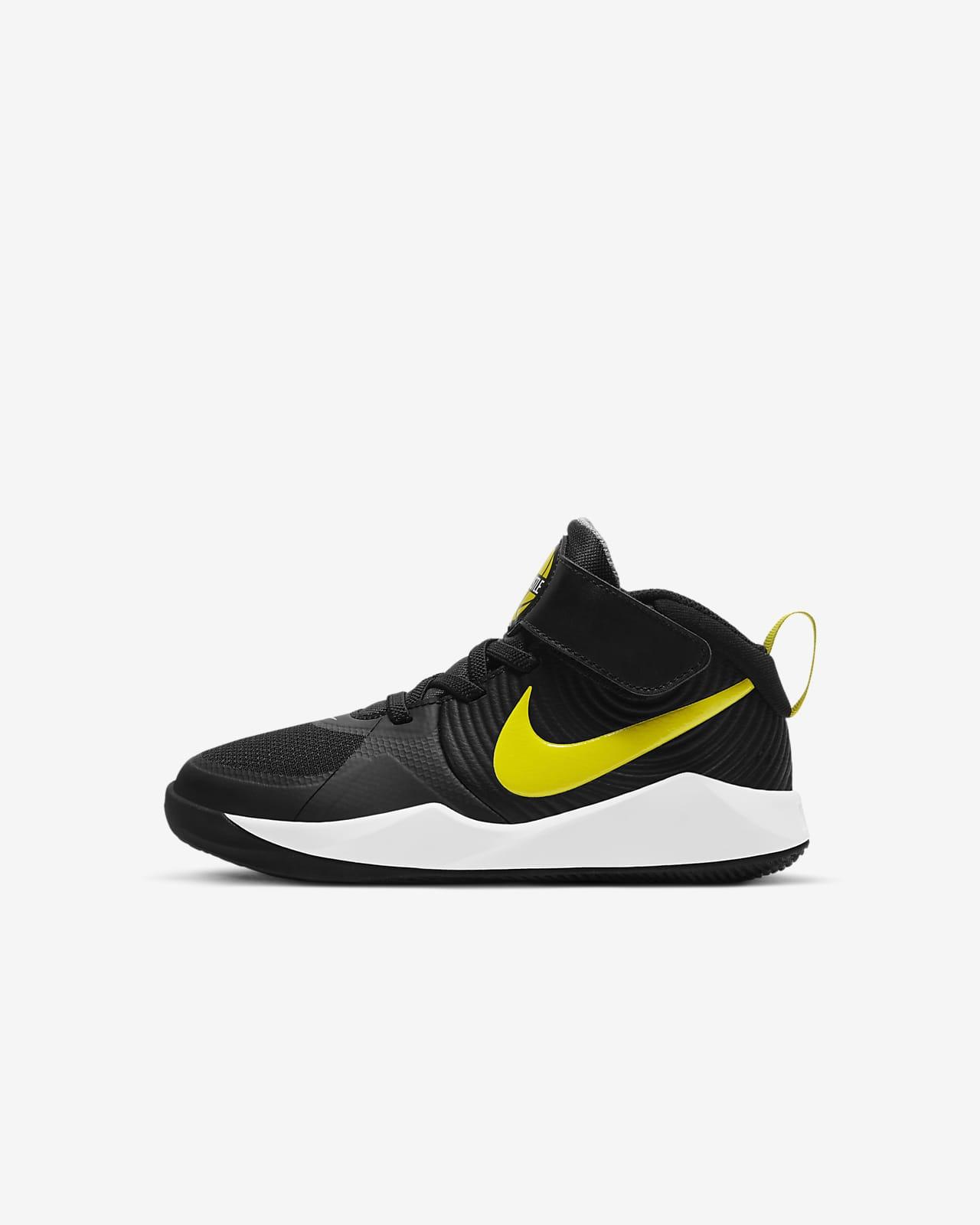 Nike Team Hustle D 9 Little Kids' Shoes