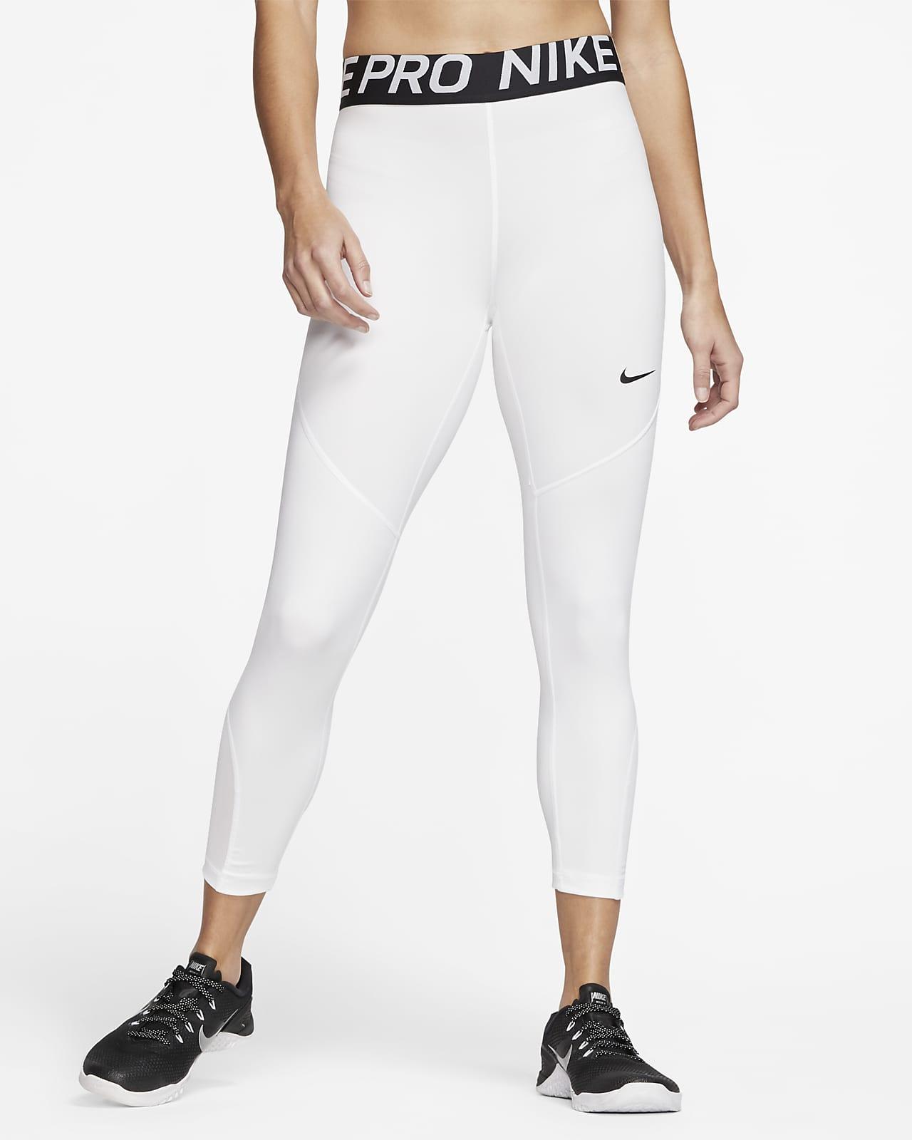 Leggings Cropped Para Mujer Nike Pro Nike Com