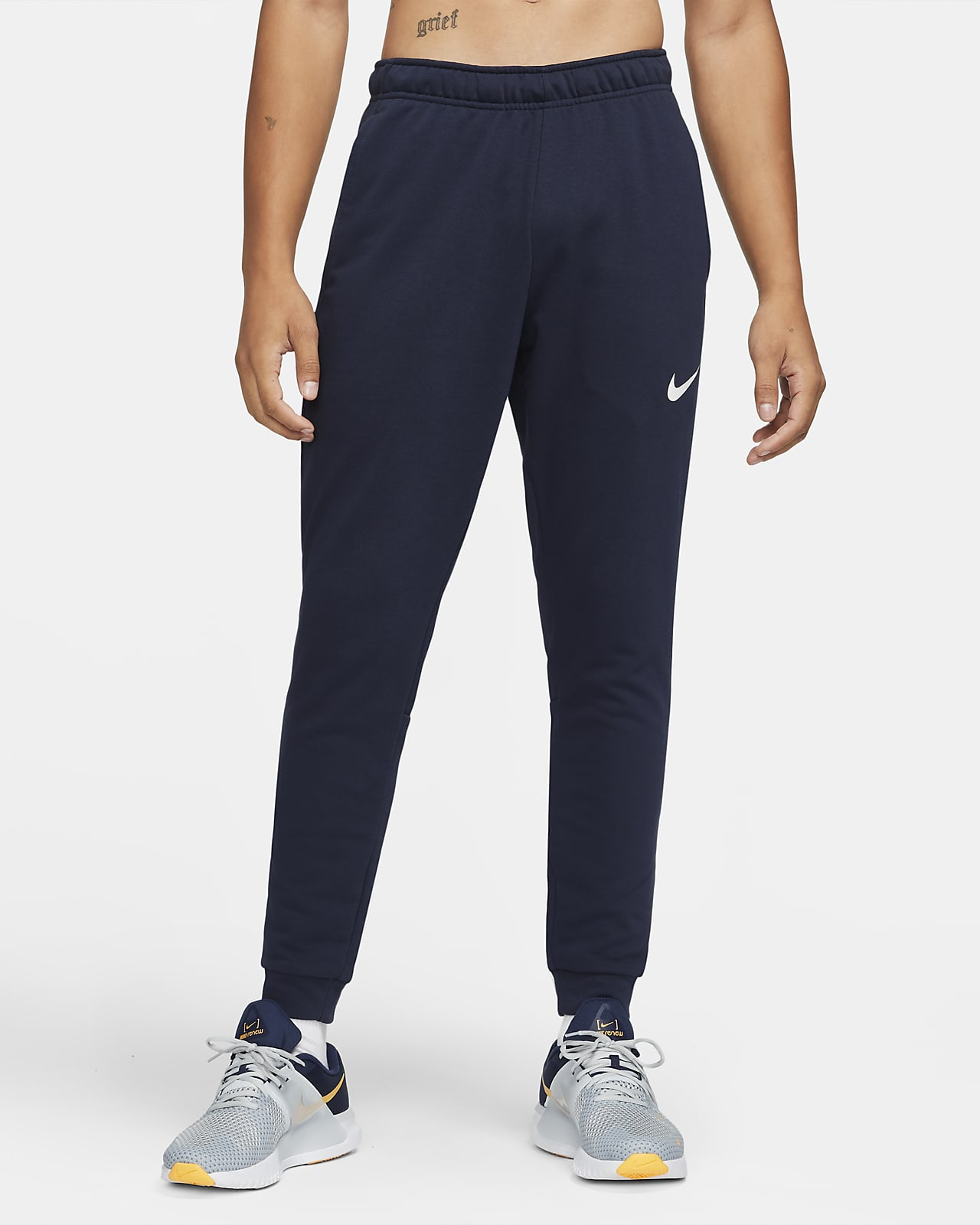Nike Dri-FIT Men's Tapered Training Pants